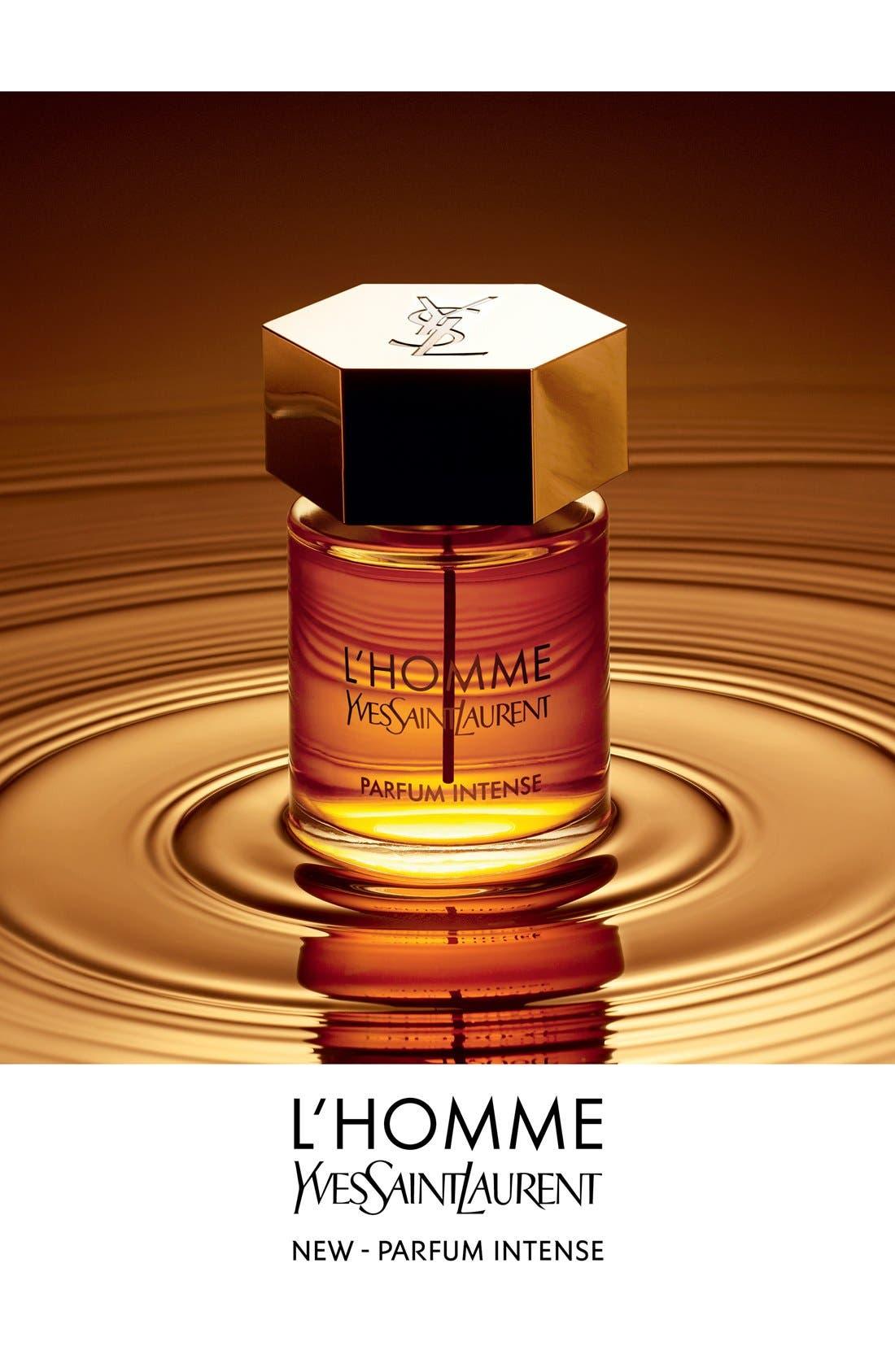 'L'Homme Intense' Eau de Parfum,                             Alternate thumbnail 4, color,                             NO COLOR