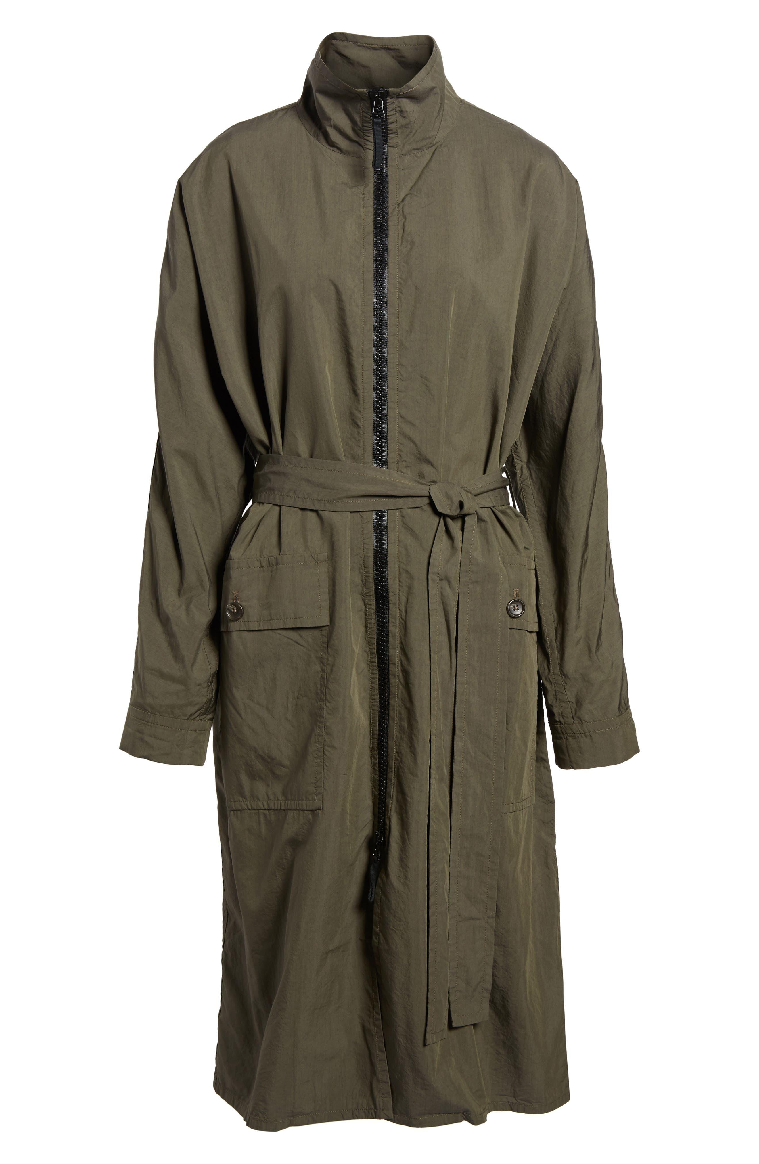 Zip Front Jacket Dress,                             Alternate thumbnail 5, color,                             303