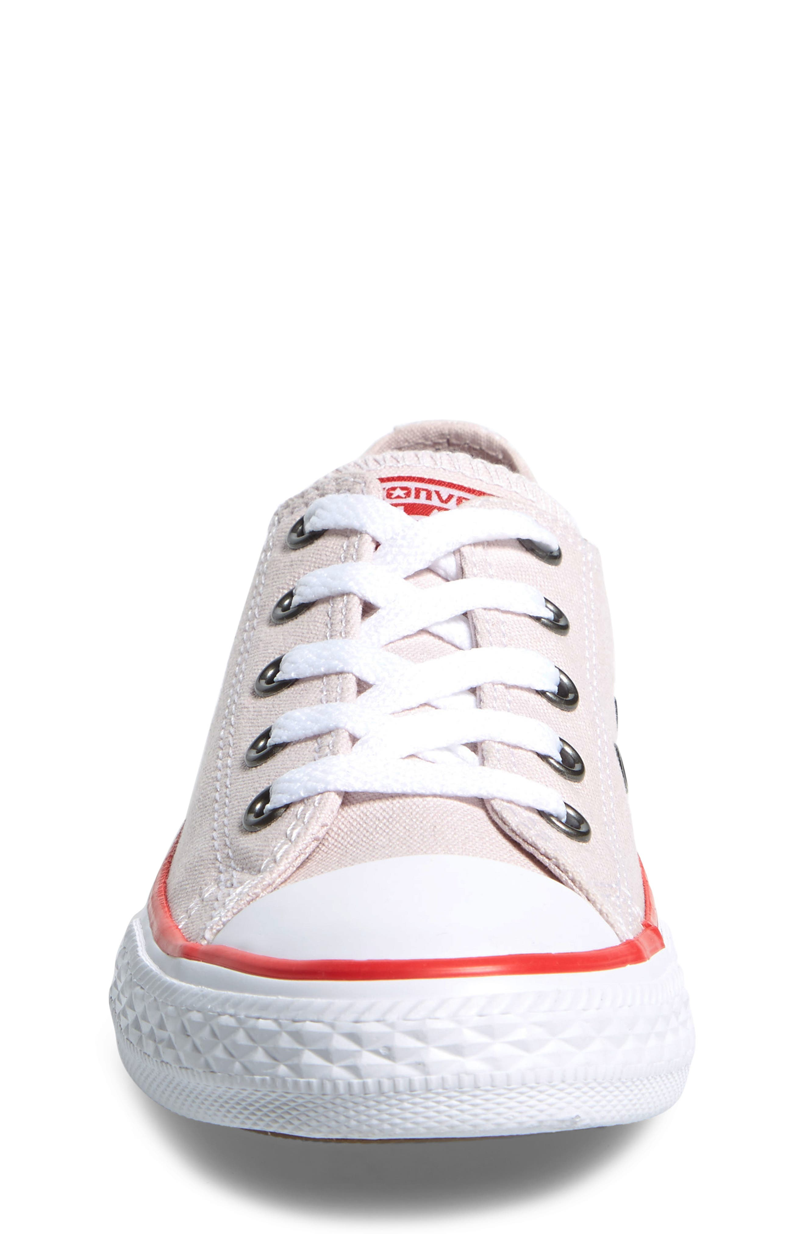 Chuck Taylor<sup>®</sup> All Star<sup>®</sup> Low Top Sneaker,                             Alternate thumbnail 8, color,