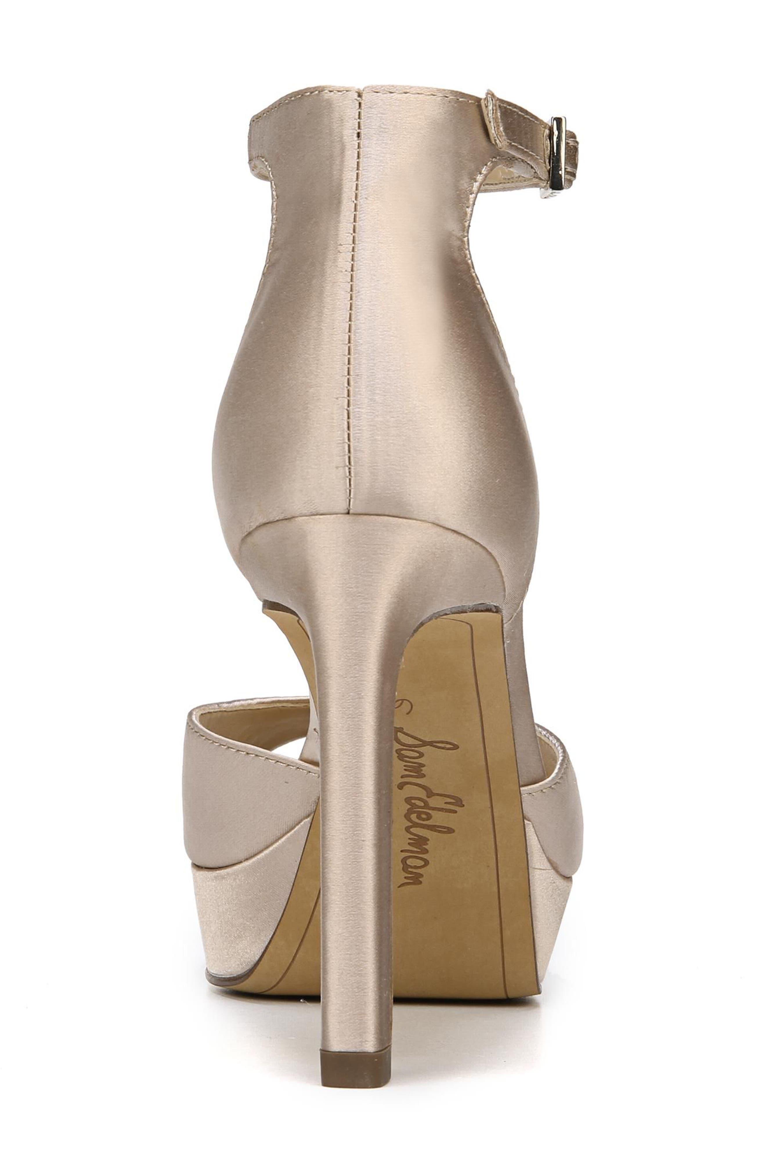 Jerin Platform Sandal,                             Alternate thumbnail 16, color,