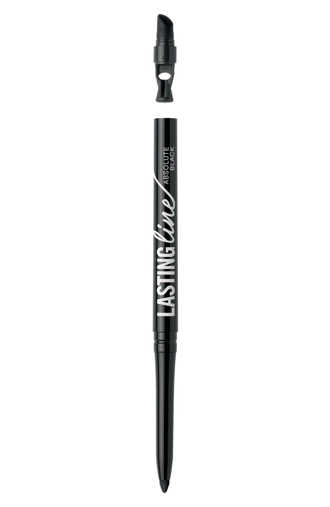 Bareminerals Lasting Line(TM) Long-Wearing Eyeliner - Absolute Black