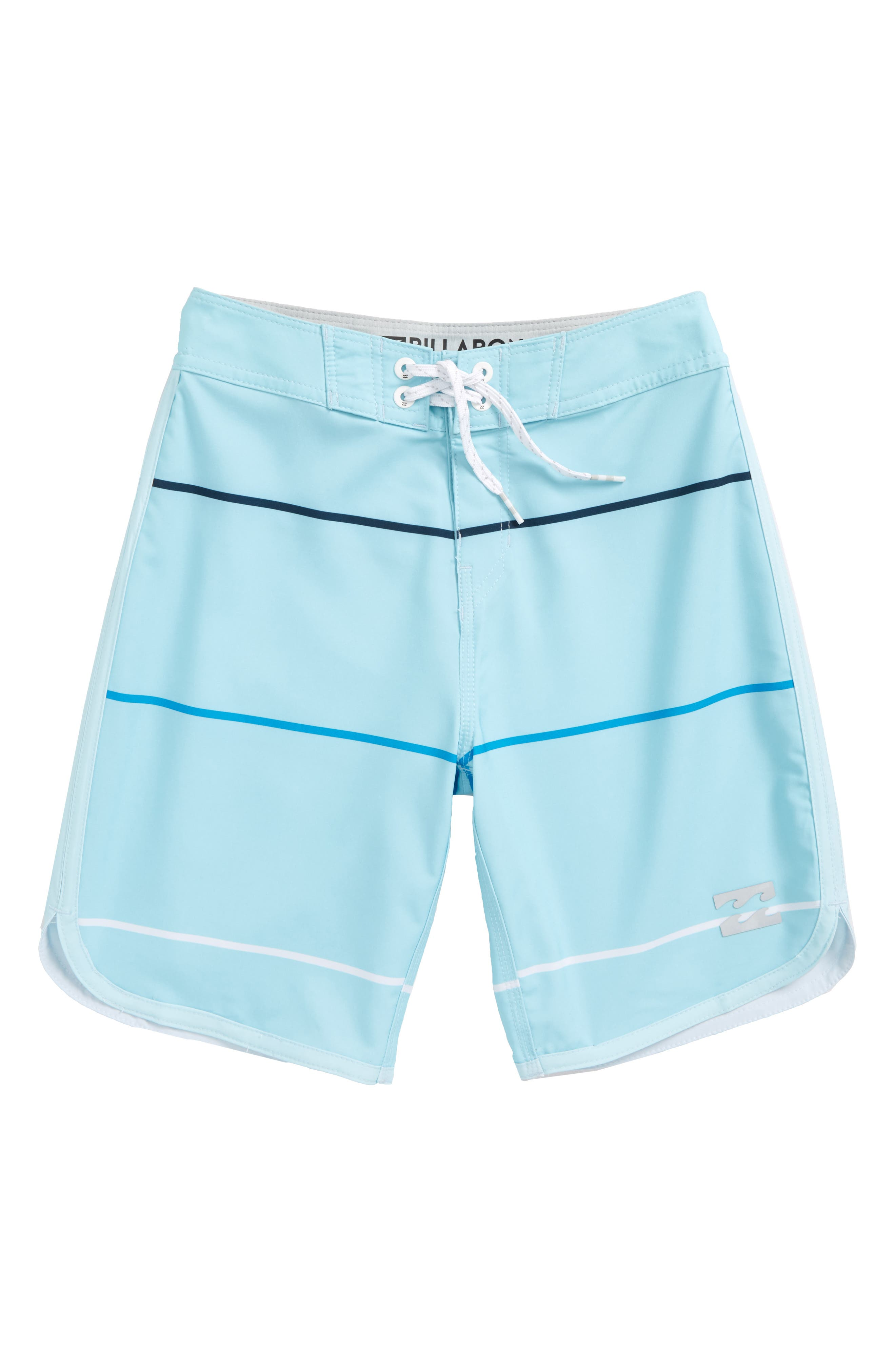 73 X Stripe Board Shorts,                             Main thumbnail 1, color,                             454
