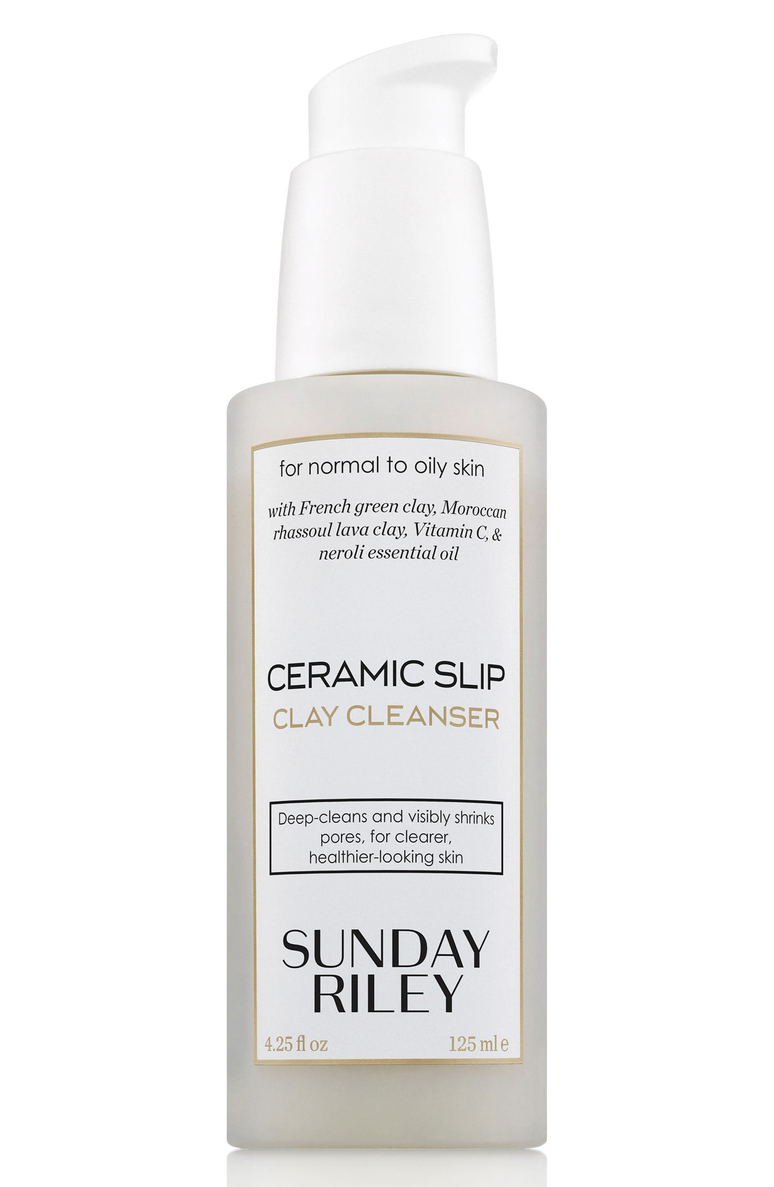 SPACE.NK.apothecary Sunday Riley Ceramic Slip Cleanser,                             Alternate thumbnail 2, color,                             NO COLOR