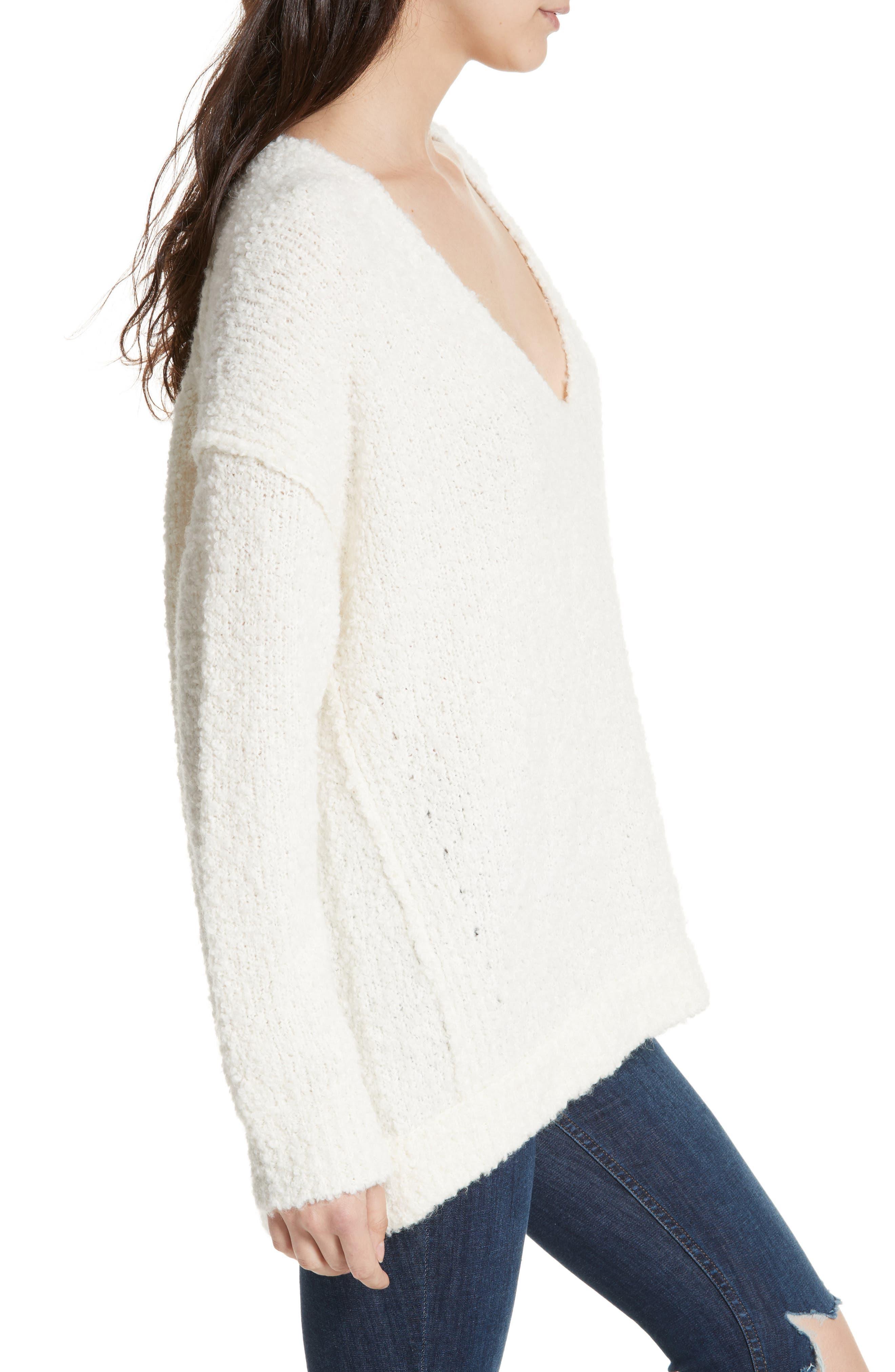 Lofty V-Neck Sweater,                             Alternate thumbnail 20, color,