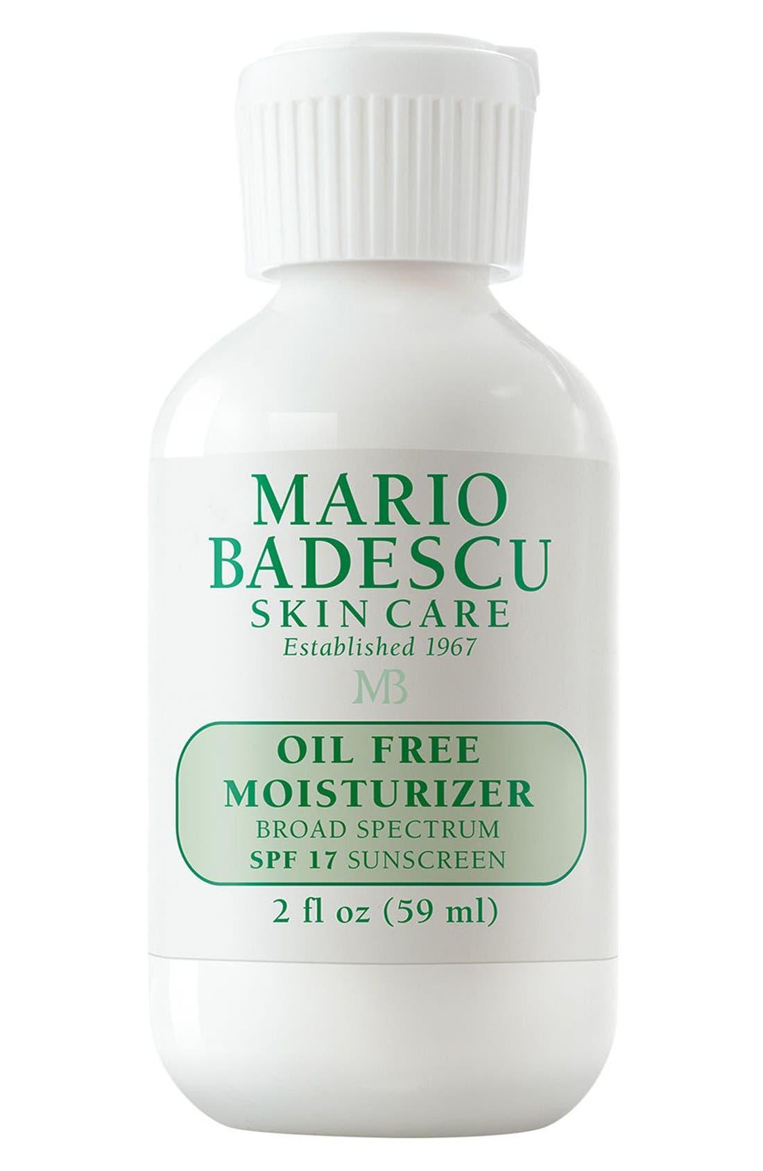 Oil-Free Moisturizer SPF 17,                         Main,                         color, NO COLOR