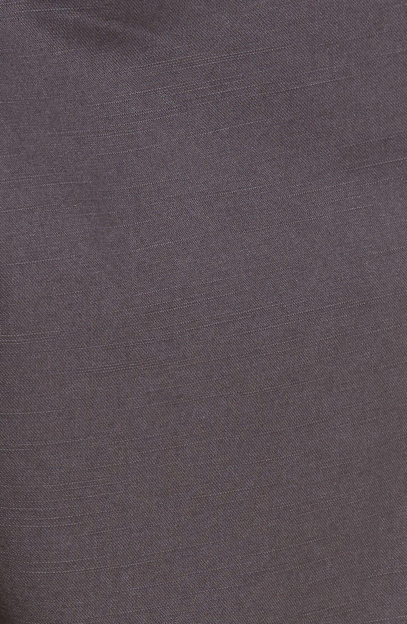 E-Waist Utility Shorts,                             Alternate thumbnail 5, color,                             021