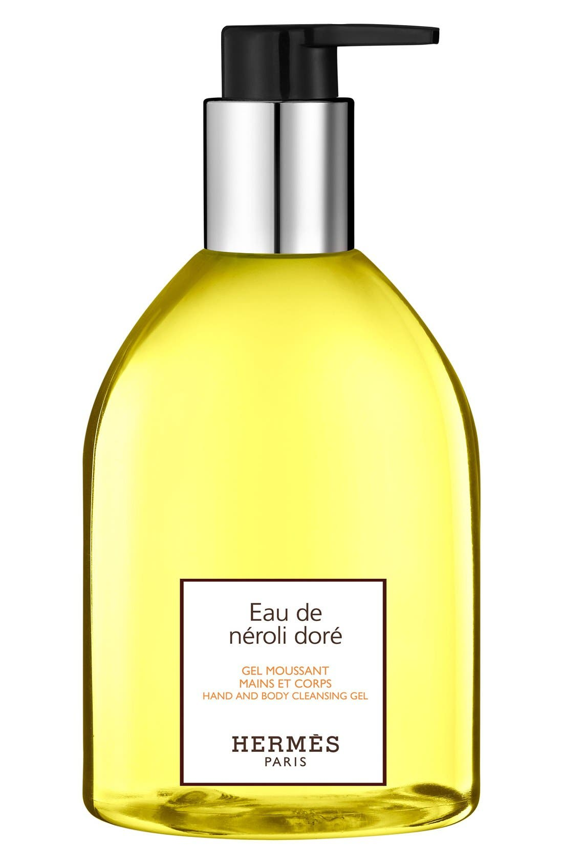 Hermés Eau de Néroli Doré - Hand and body cleansing gel,                             Main thumbnail 1, color,                             000