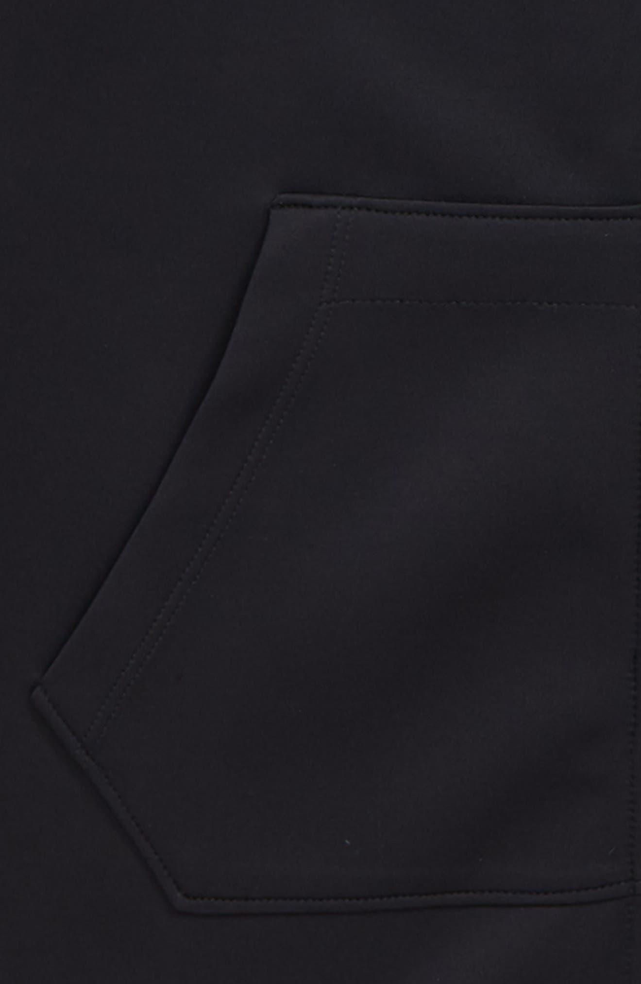 Hooded Zip Jacket,                             Alternate thumbnail 2, color,                             001