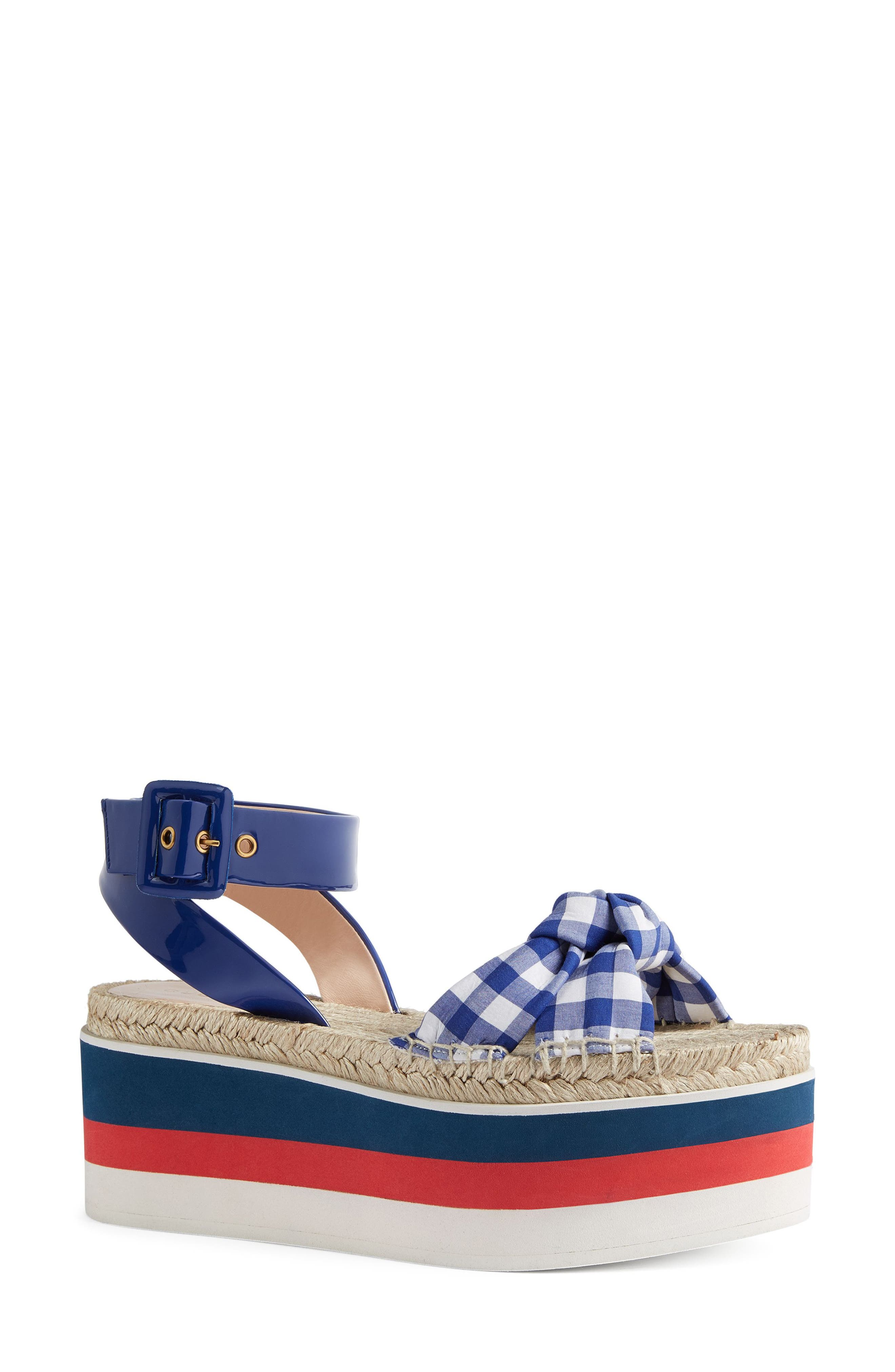 Sefir Flatform Sandal,                         Main,                         color, 464
