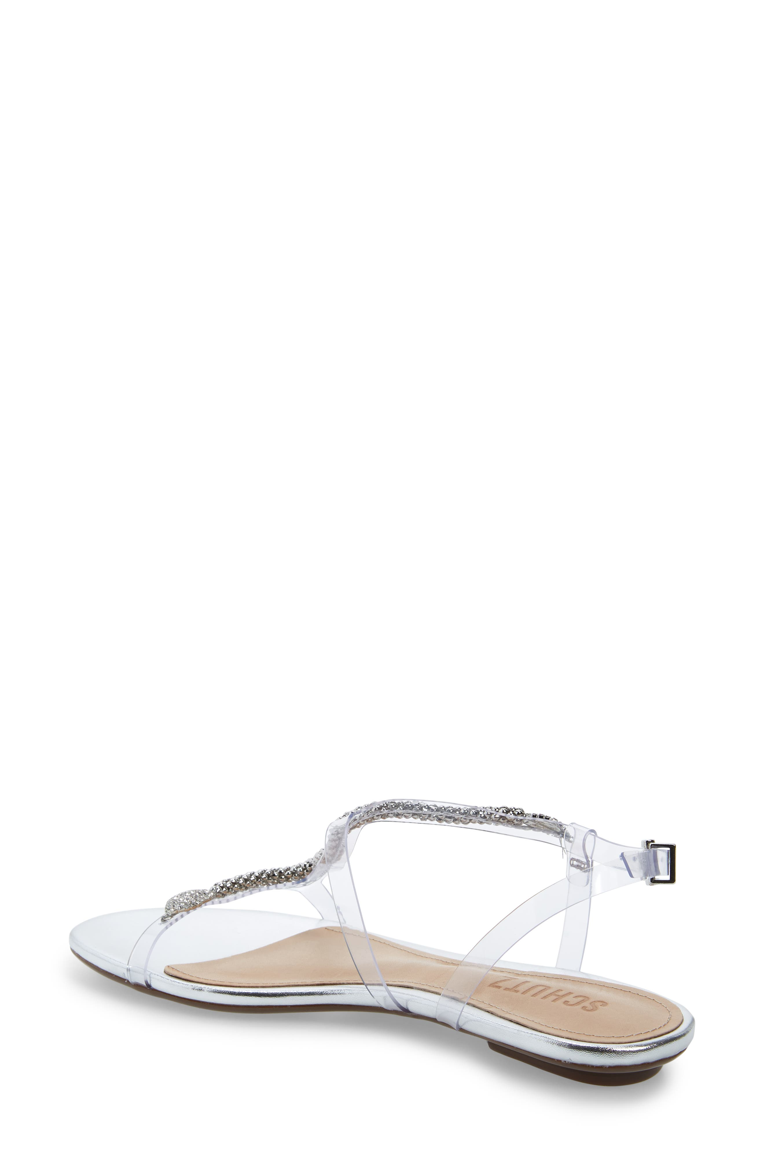 Gabbyl Embellished Sandal,                             Alternate thumbnail 2, color,                             PRATA