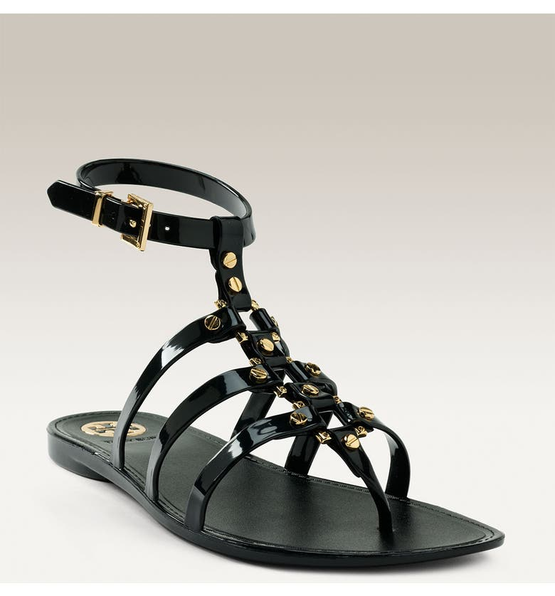 841ffc3ffa0371 Tory Burch Jelly Sandals On Sale ✓ Shoes Style 2018