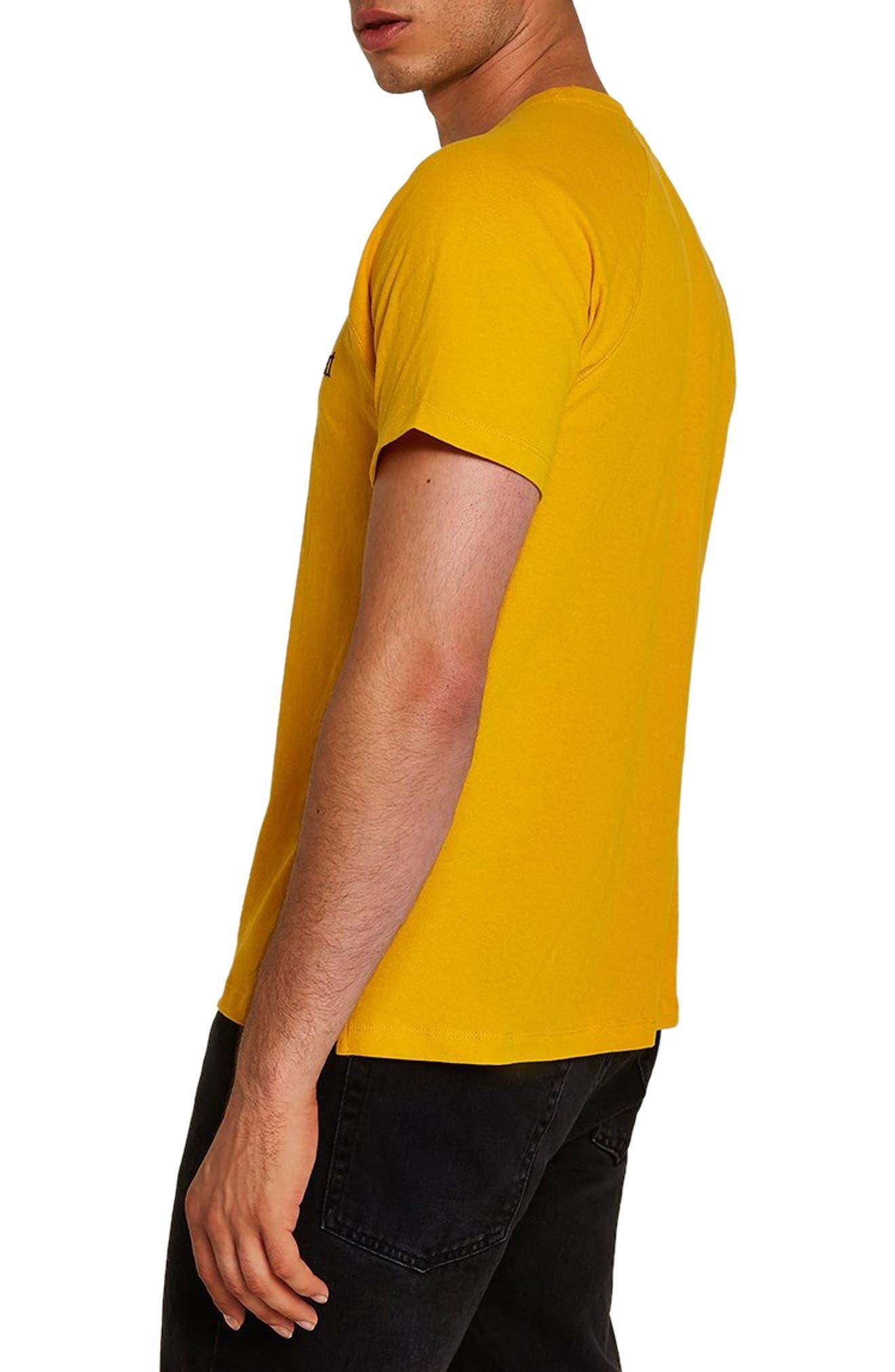 Respect Classic Fit T-Shirt,                             Alternate thumbnail 2, color,                             710