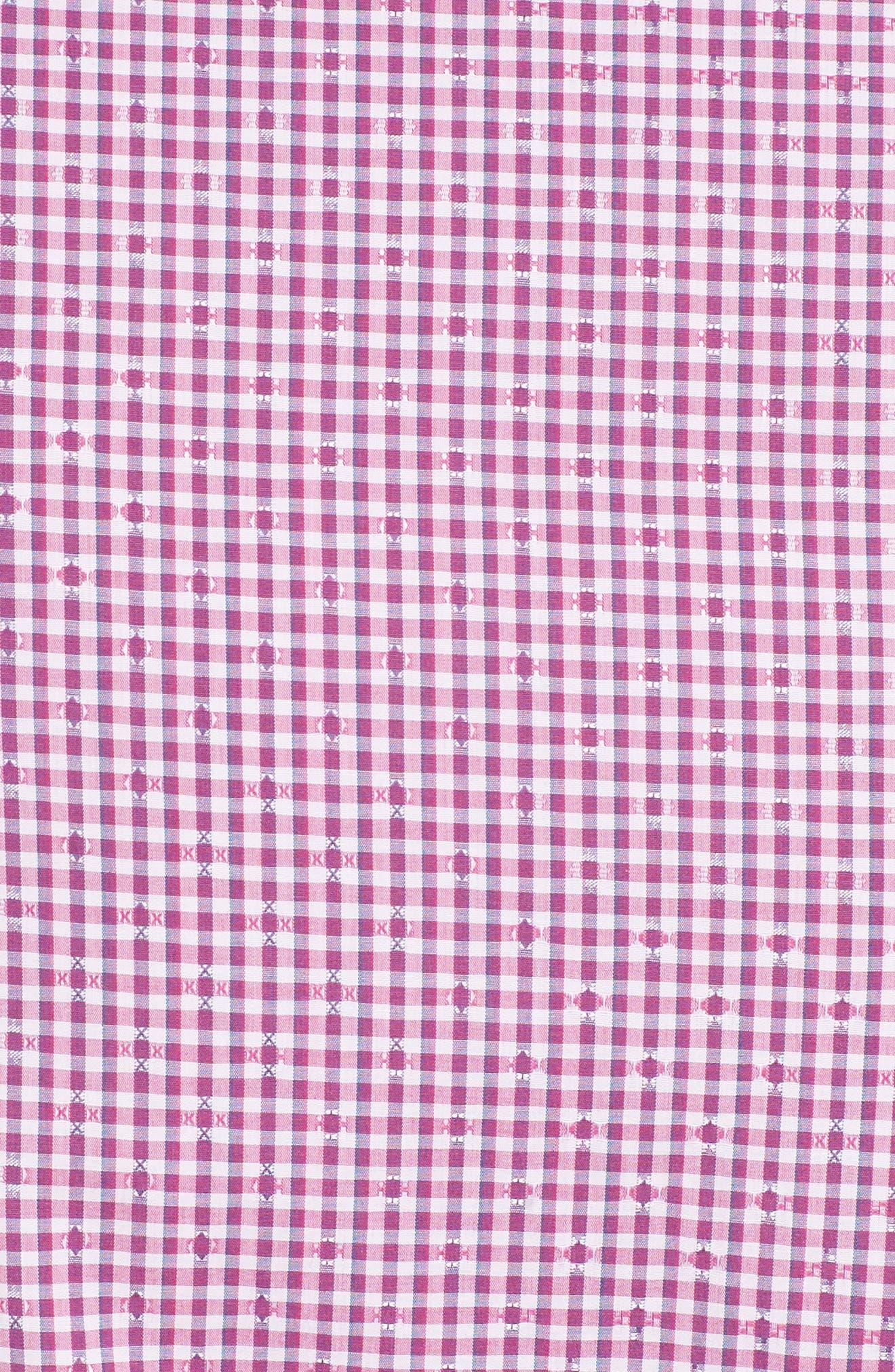 Mini Check Sport Shirt,                             Alternate thumbnail 10, color,