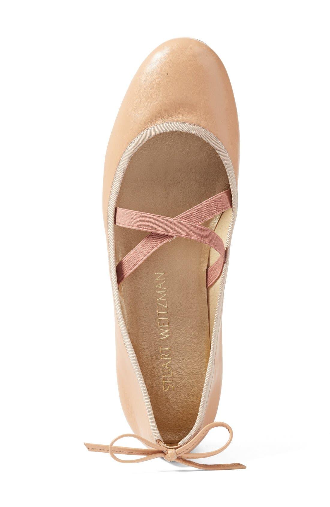Bolshoi Ballet Flat,                             Alternate thumbnail 19, color,