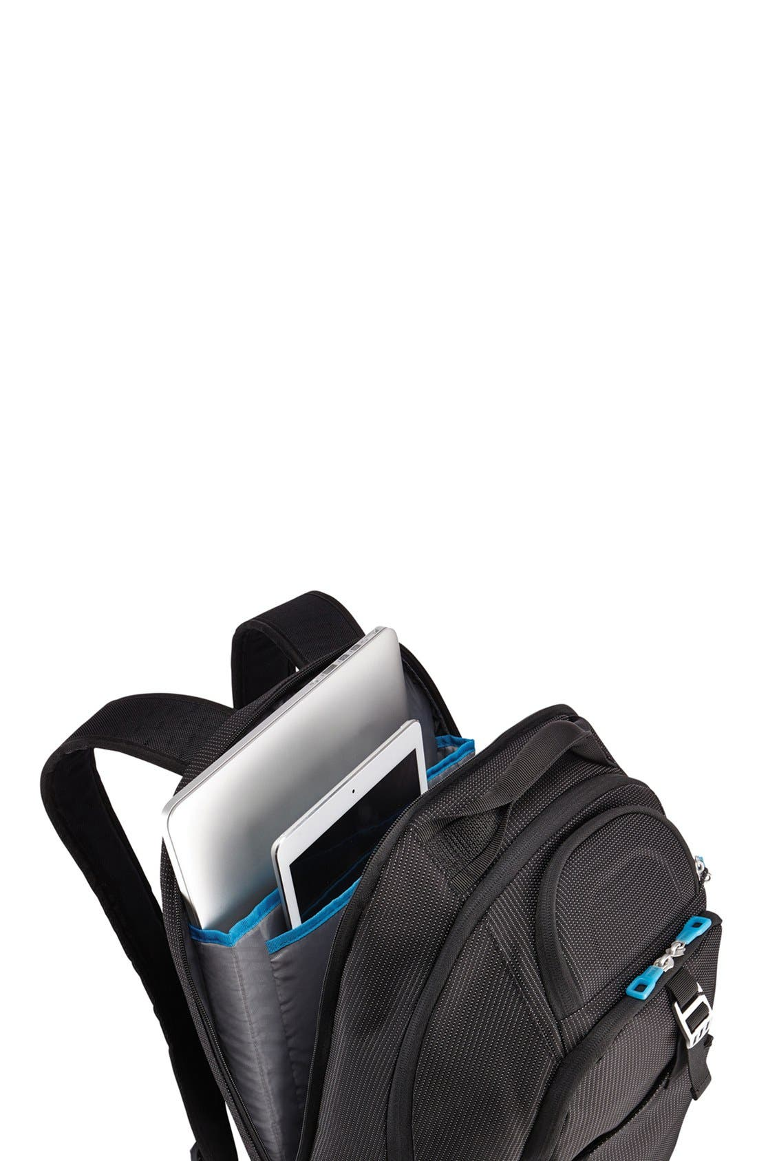 Crossover 32-Liter Backpack,                             Alternate thumbnail 6, color,                             BLACK