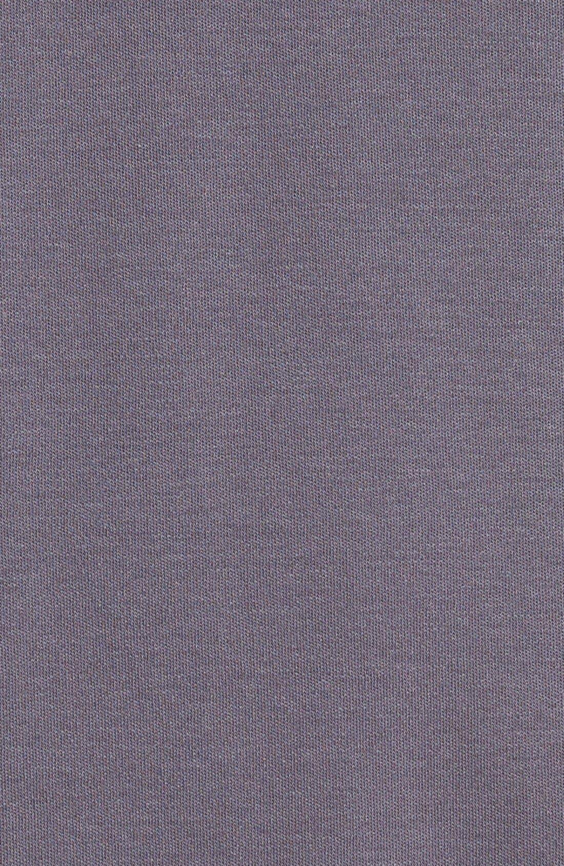Regular Fit Interlock Knit Polo,                             Alternate thumbnail 2, color,                             GREY STONEHENGE