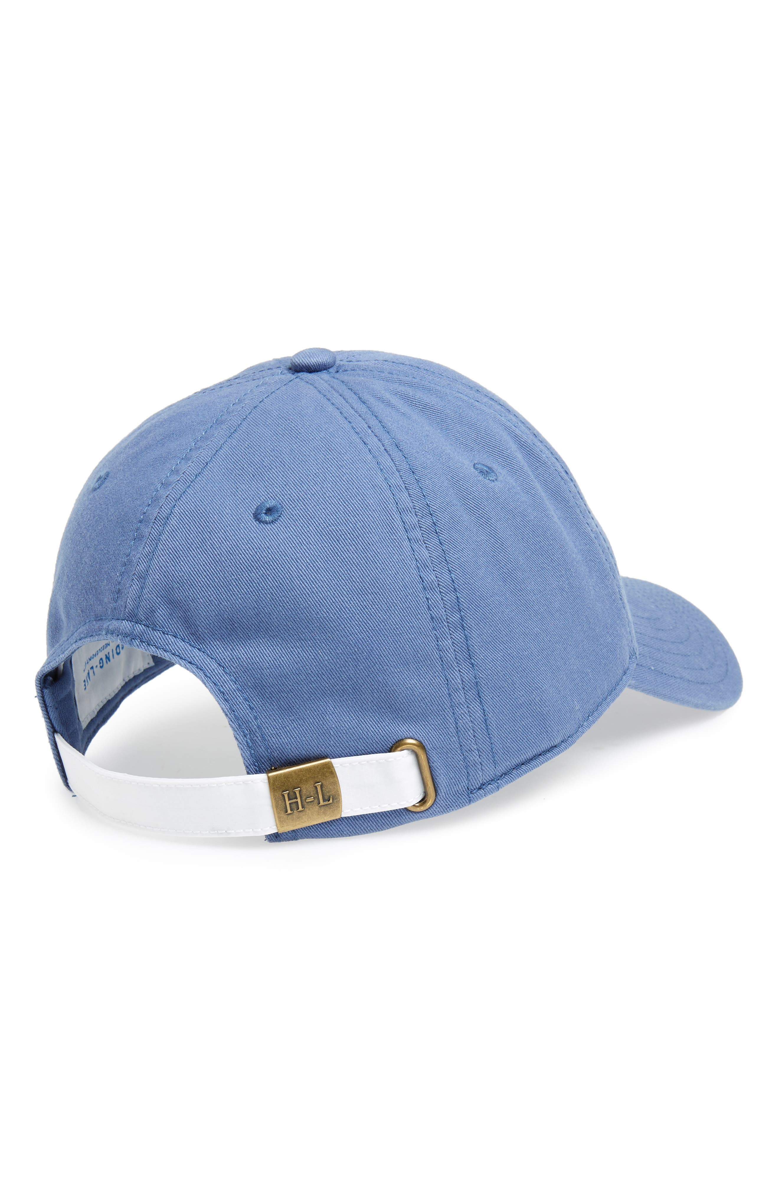 Airplane Baseball Cap,                             Alternate thumbnail 2, color,                             BLUE