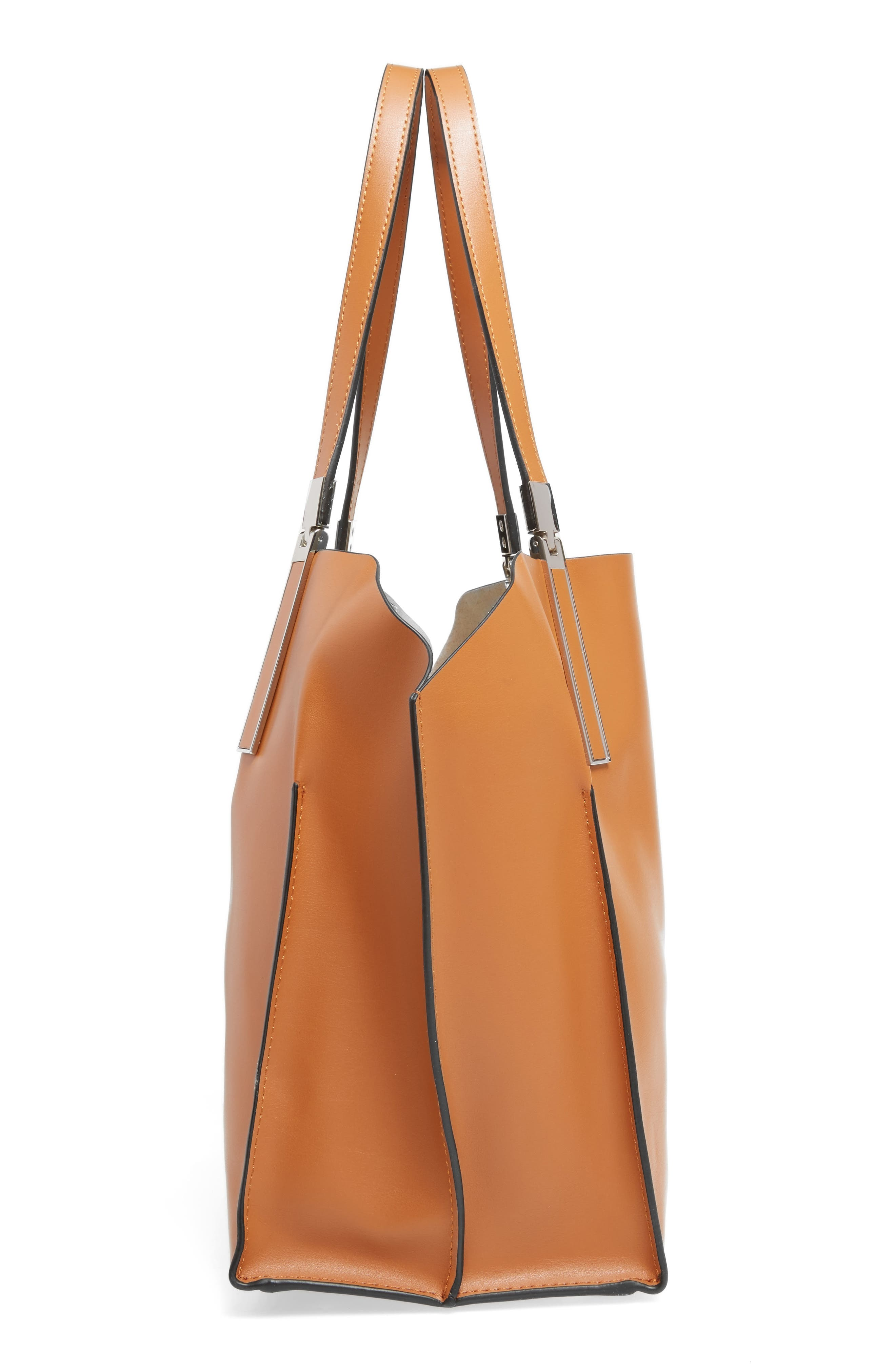 LODIS Silicon Valley Collection Under Lock & Key - Anita RFID East/West Leather Satchel,                             Alternate thumbnail 14, color,