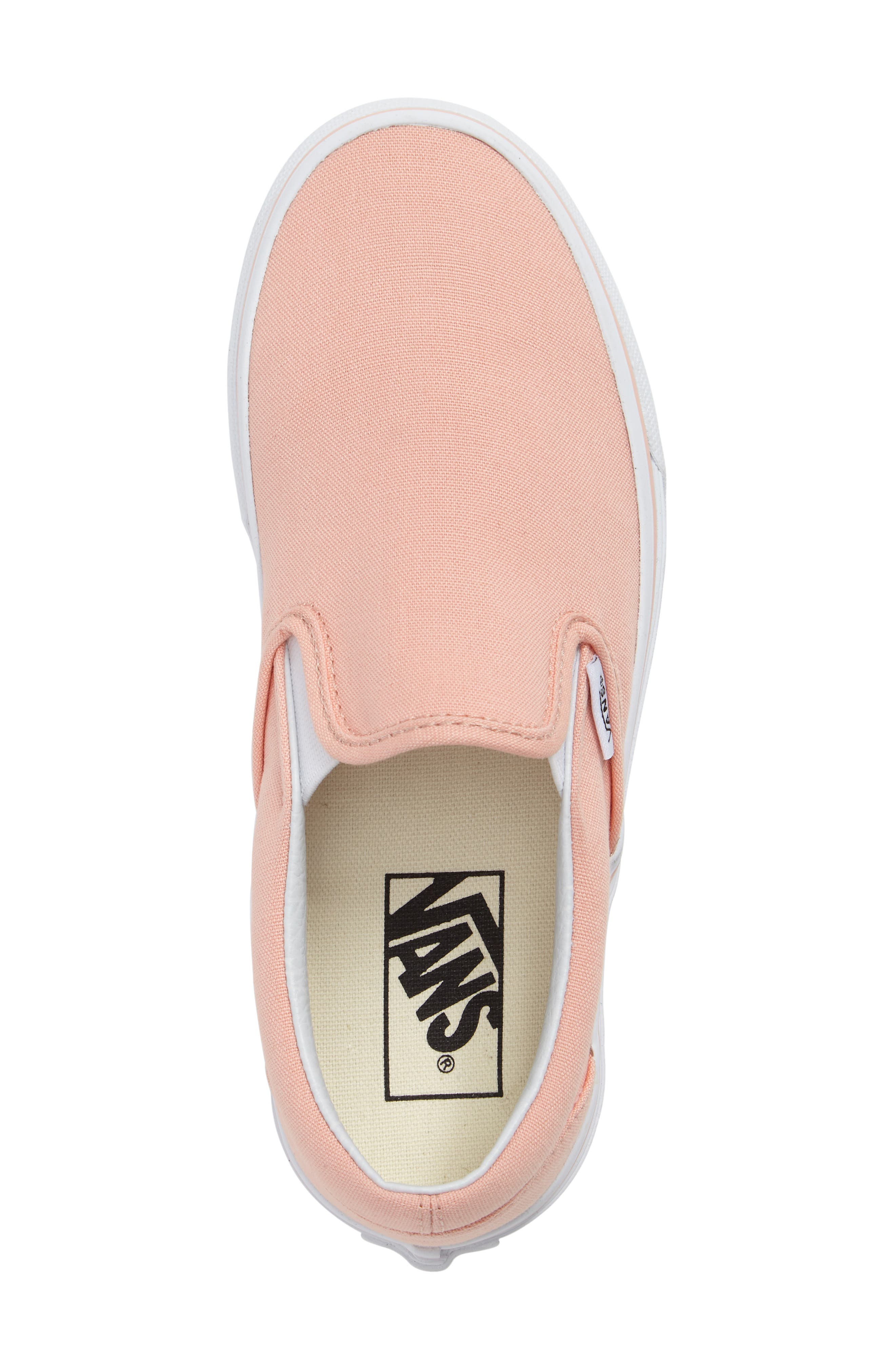 Classic Slip-On Sneaker,                             Alternate thumbnail 408, color,