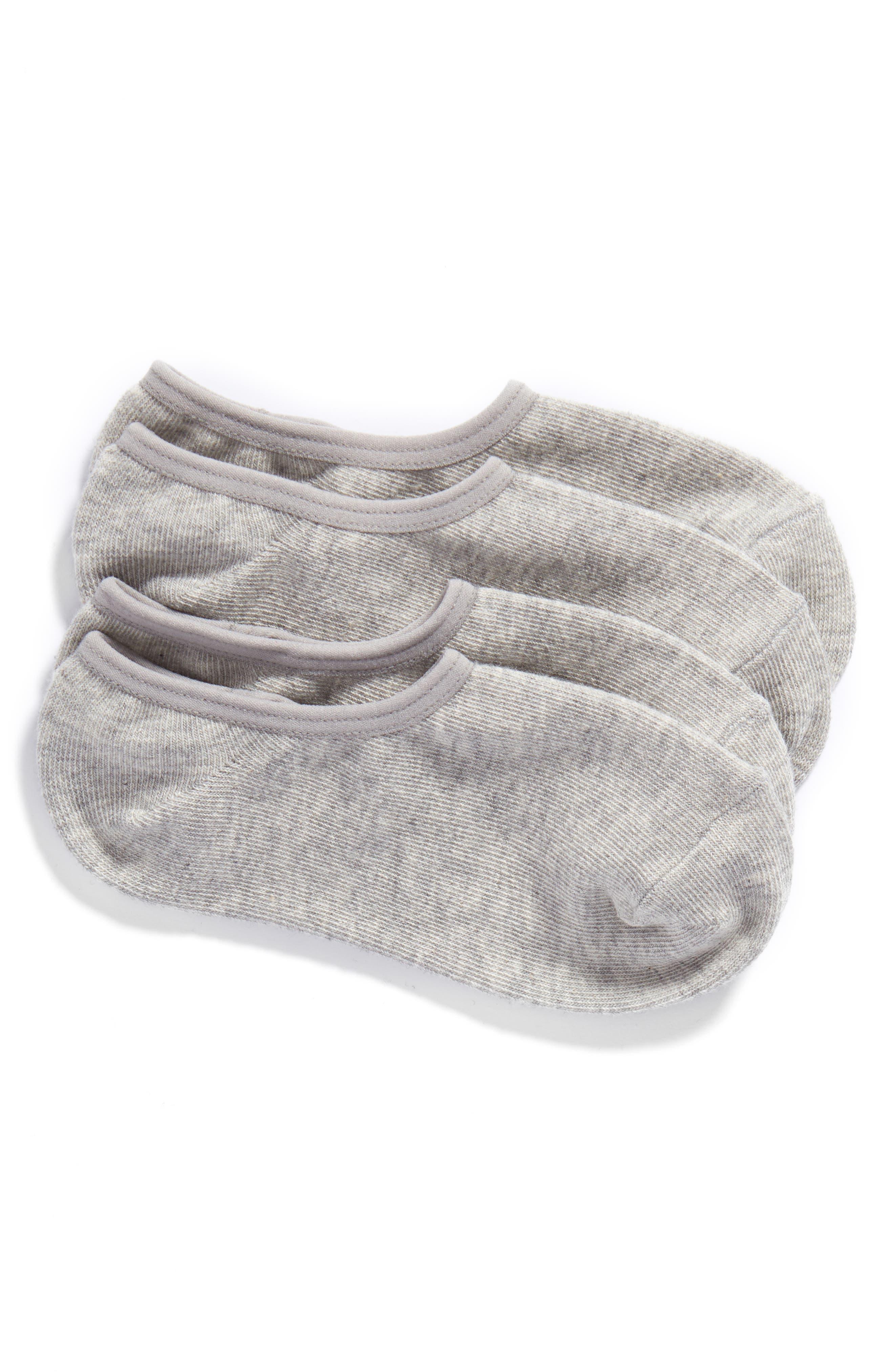 2-Pack Liner Socks,                             Main thumbnail 2, color,