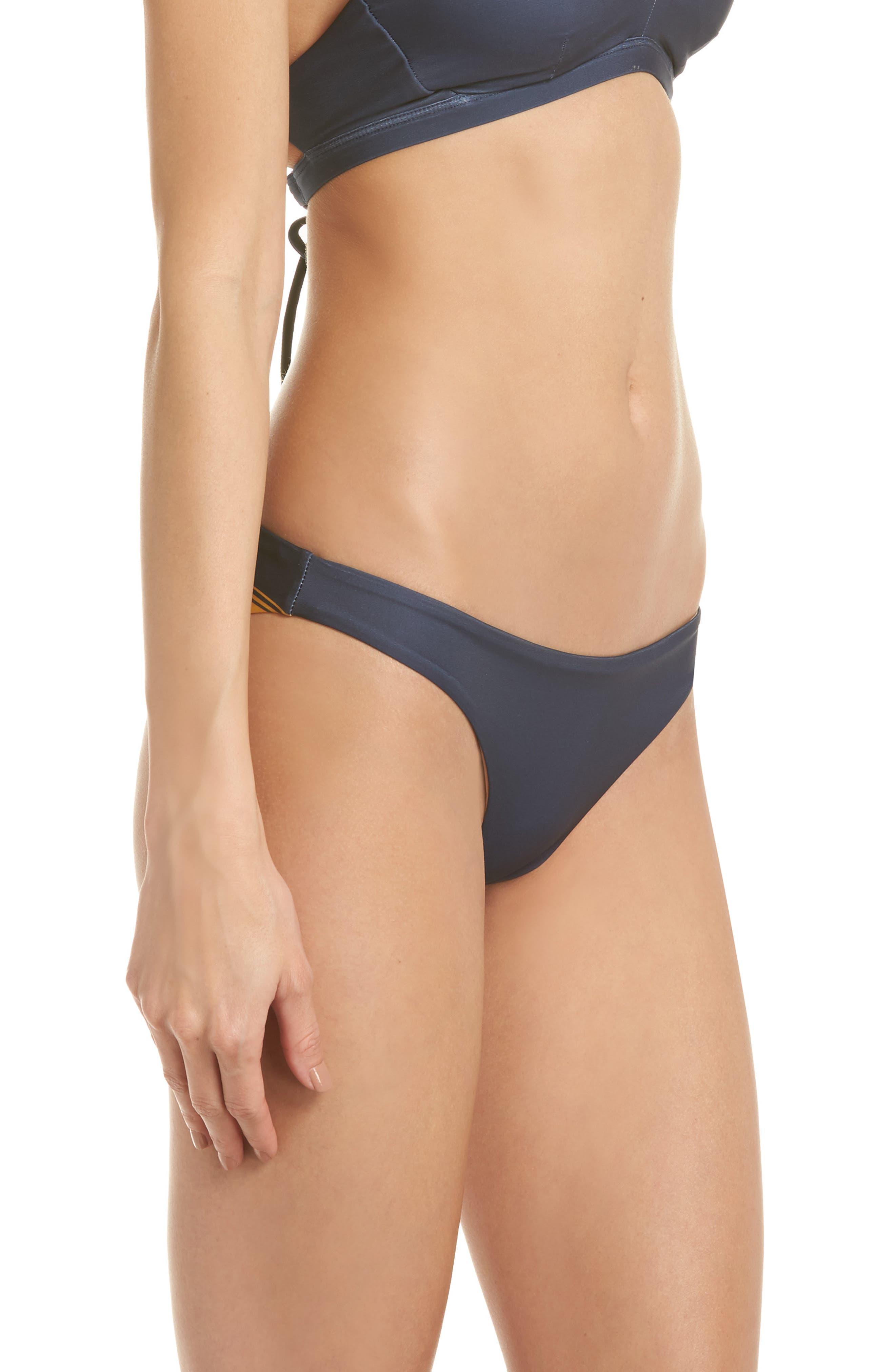 Quick Dry Pendleton Grand Canyon Hipster Bikini Bottoms,                             Alternate thumbnail 4, color,                             400