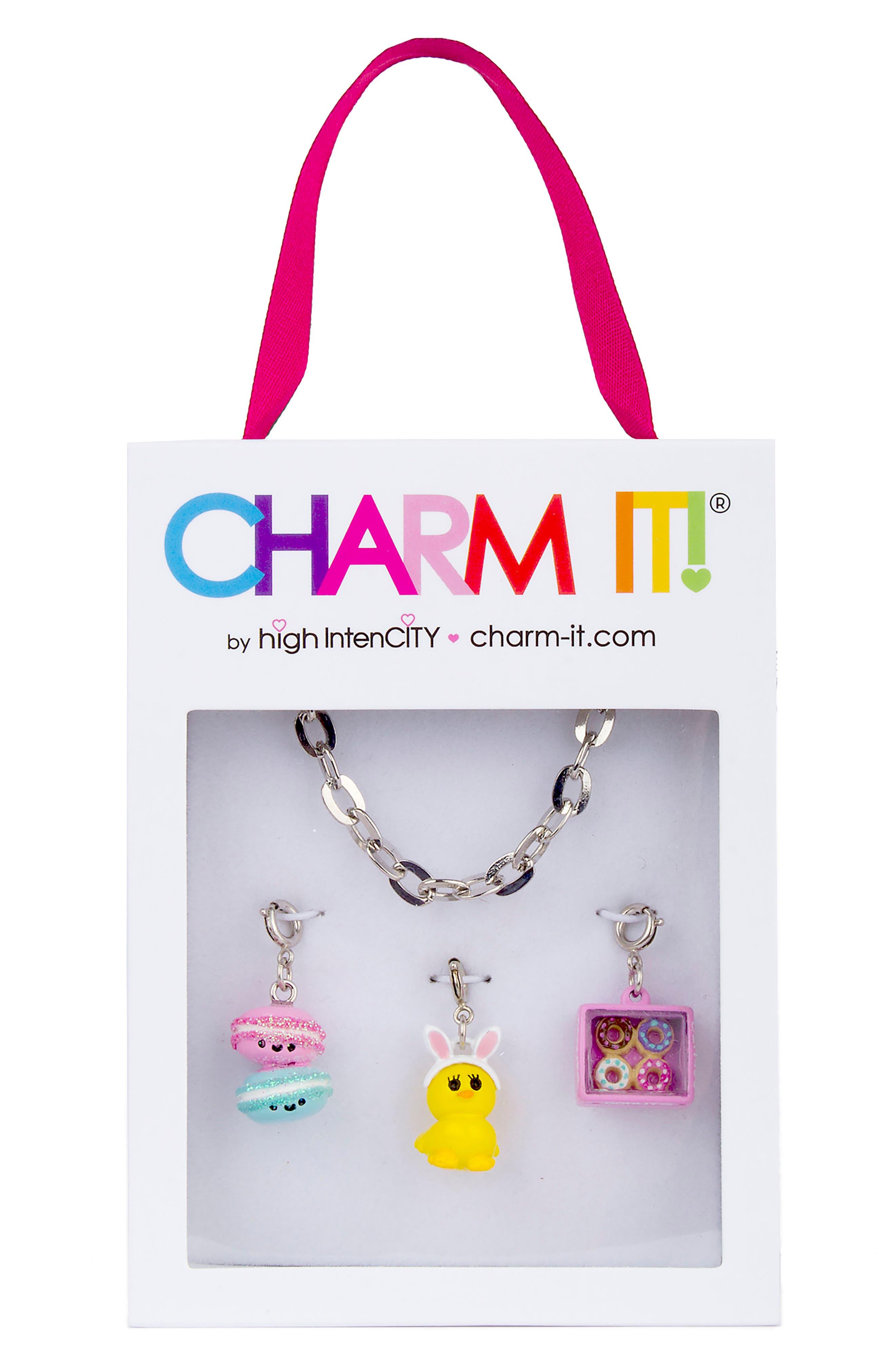 CHARM IT!<sup>®</sup> Easter Sweets Charm Bracelet Gift Set,                             Alternate thumbnail 2, color,                             100