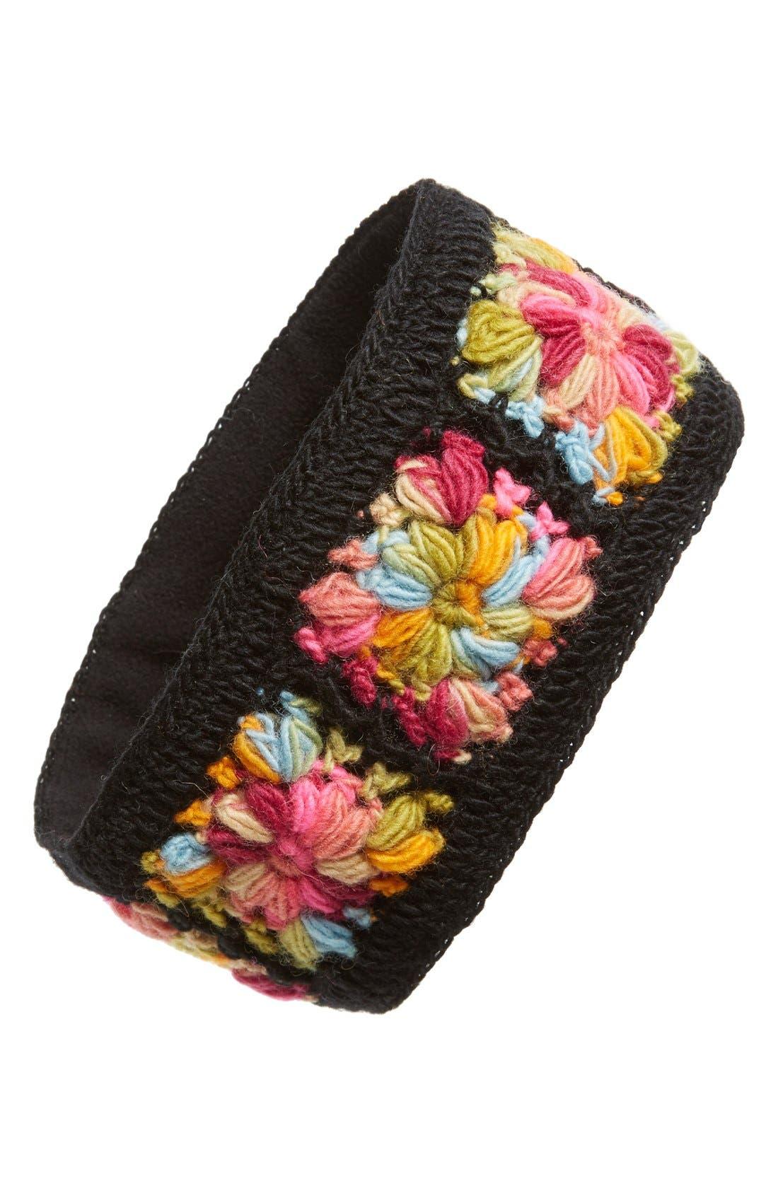 Crochet Ear Warmer Headband,                             Main thumbnail 2, color,