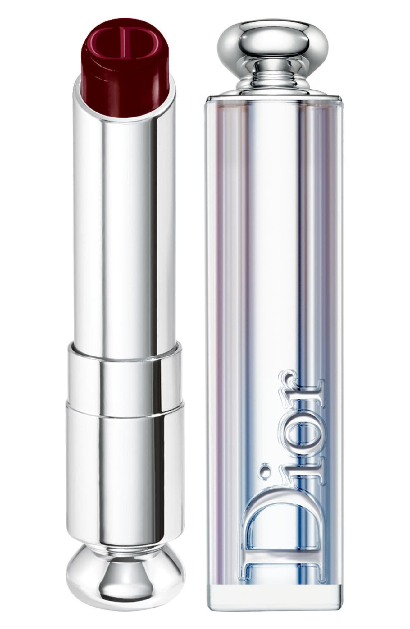 Addict Hydra-Gel Core Mirror Shine Lipstick,                             Main thumbnail 1, color,                             955 EXCESSIVE