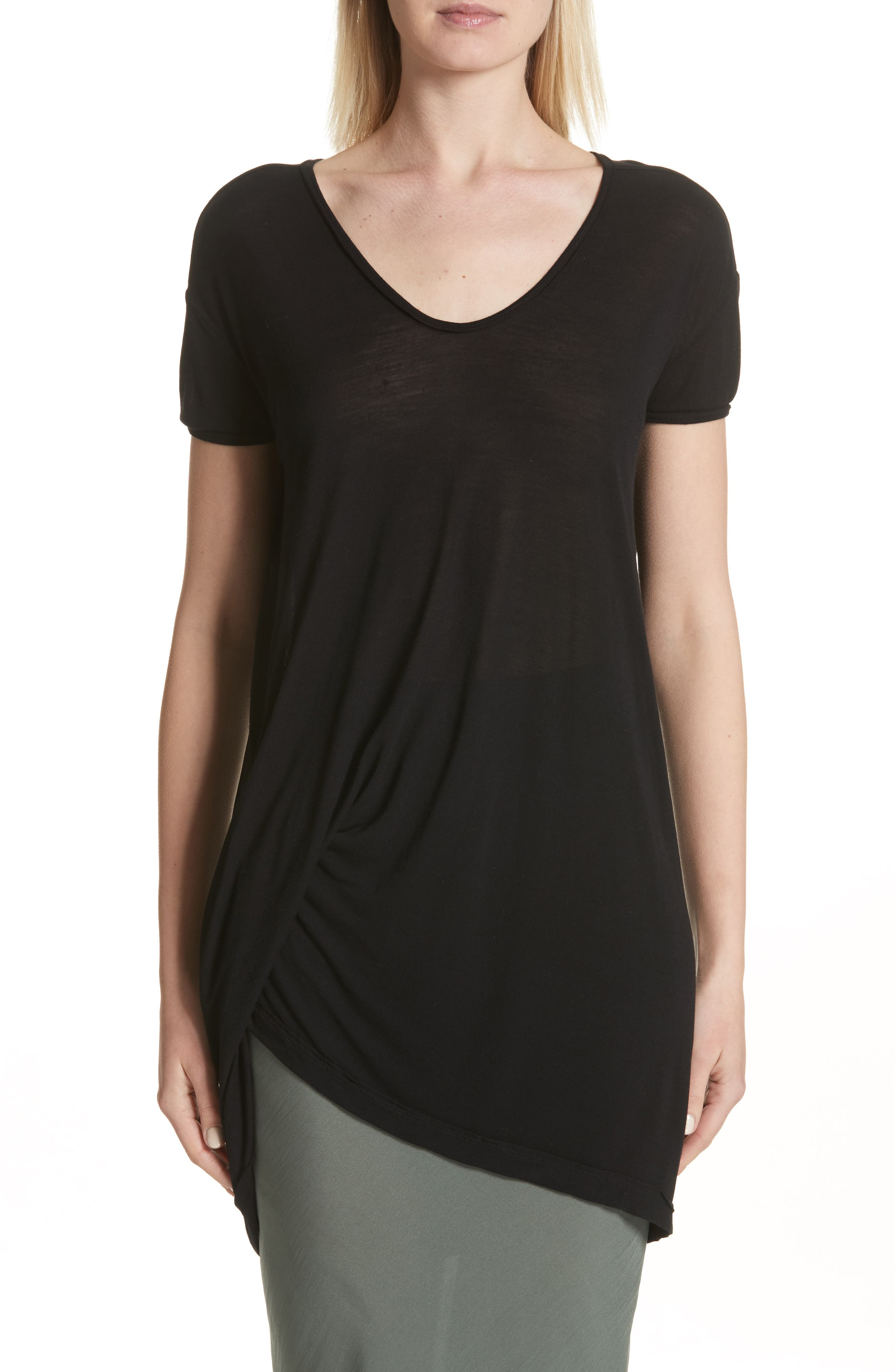 Sheer Tee,                         Main,                         color,