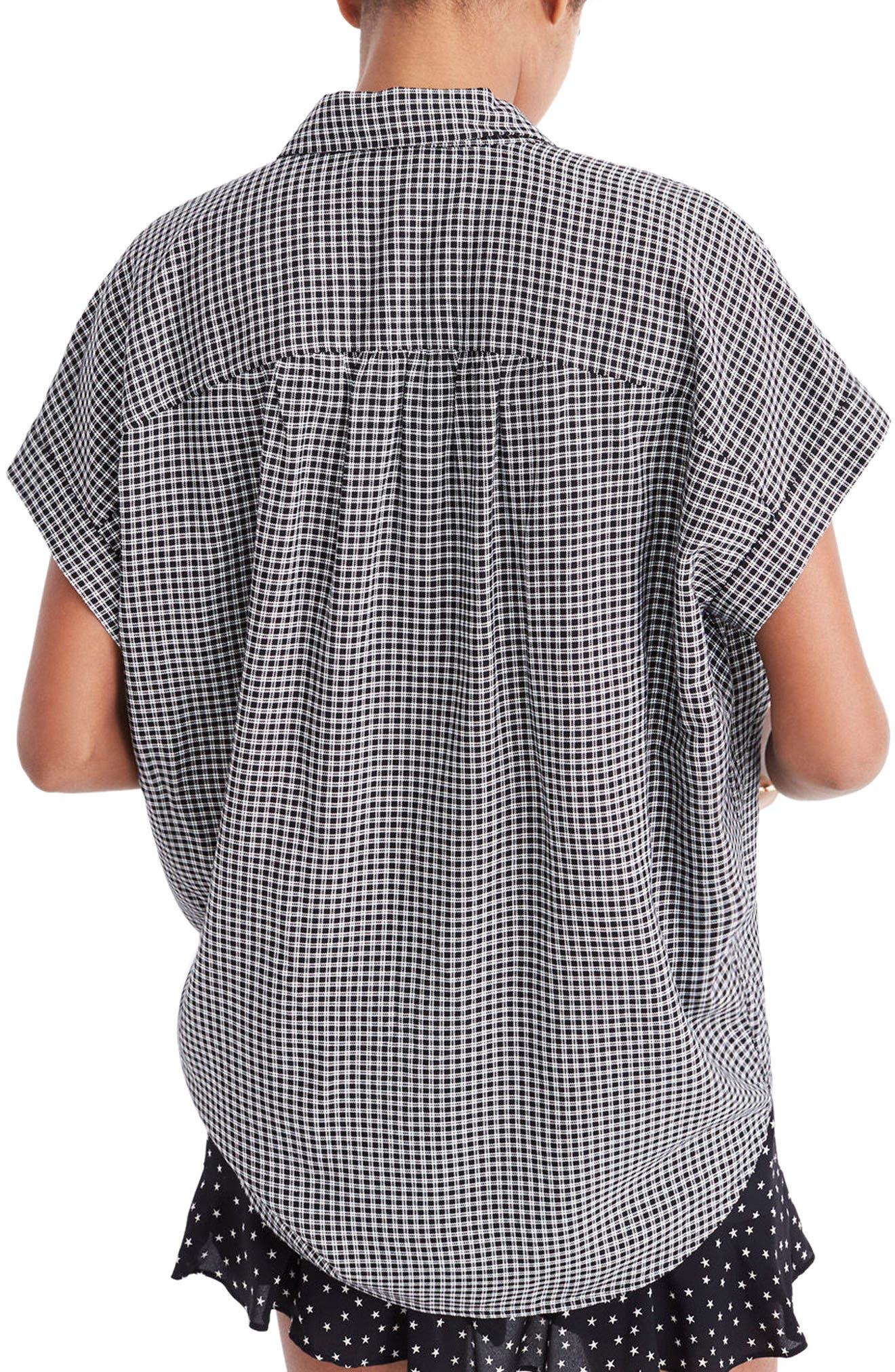 Central Plaid Shirt,                             Alternate thumbnail 2, color,                             009