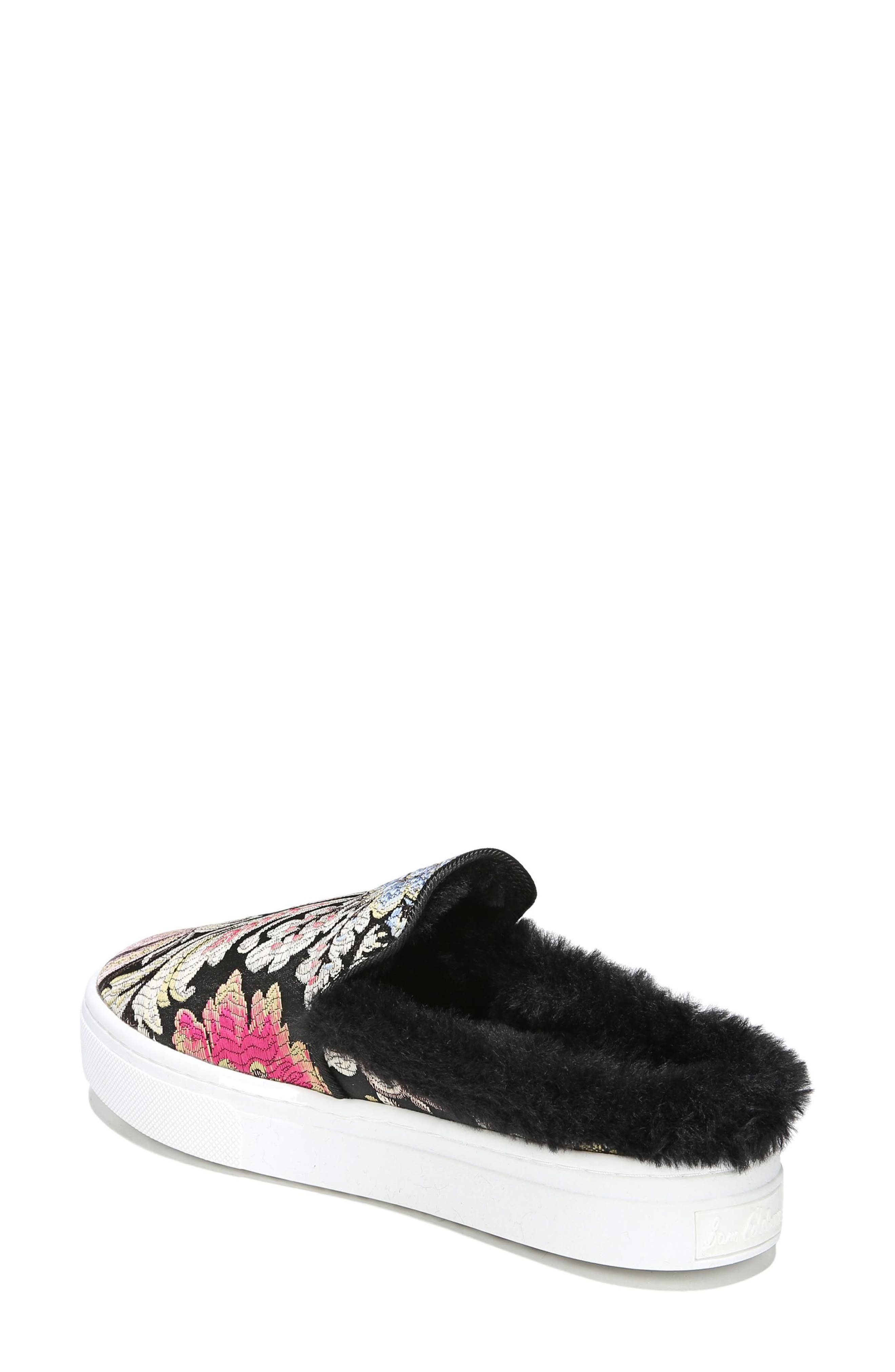 Levonne Platform Sneaker Mule,                             Alternate thumbnail 2, color,                             002