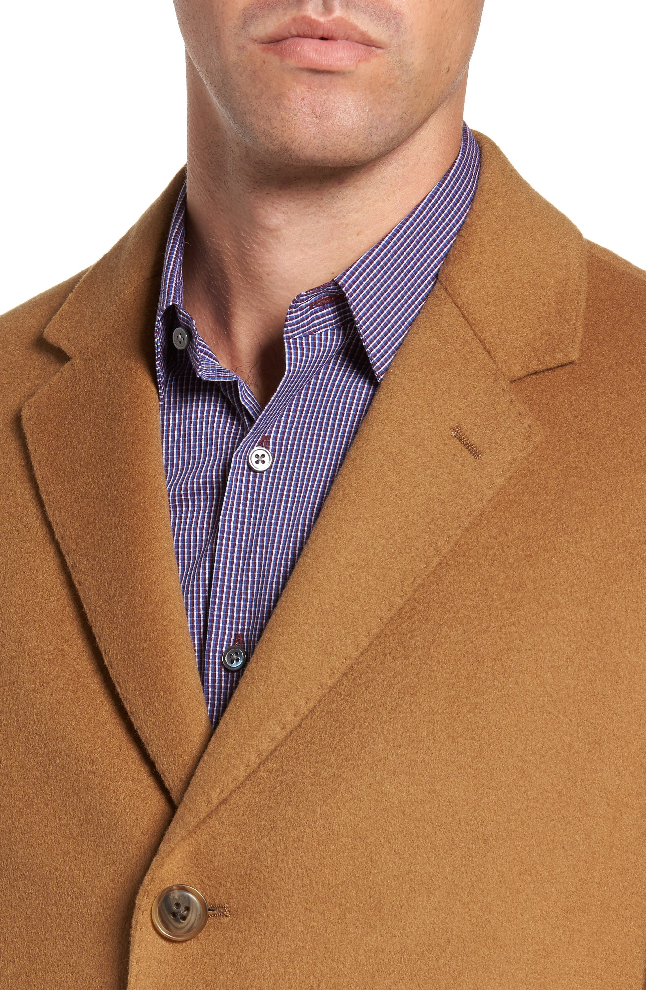Mason Wool & Cashmere Overcoat,                             Alternate thumbnail 12, color,
