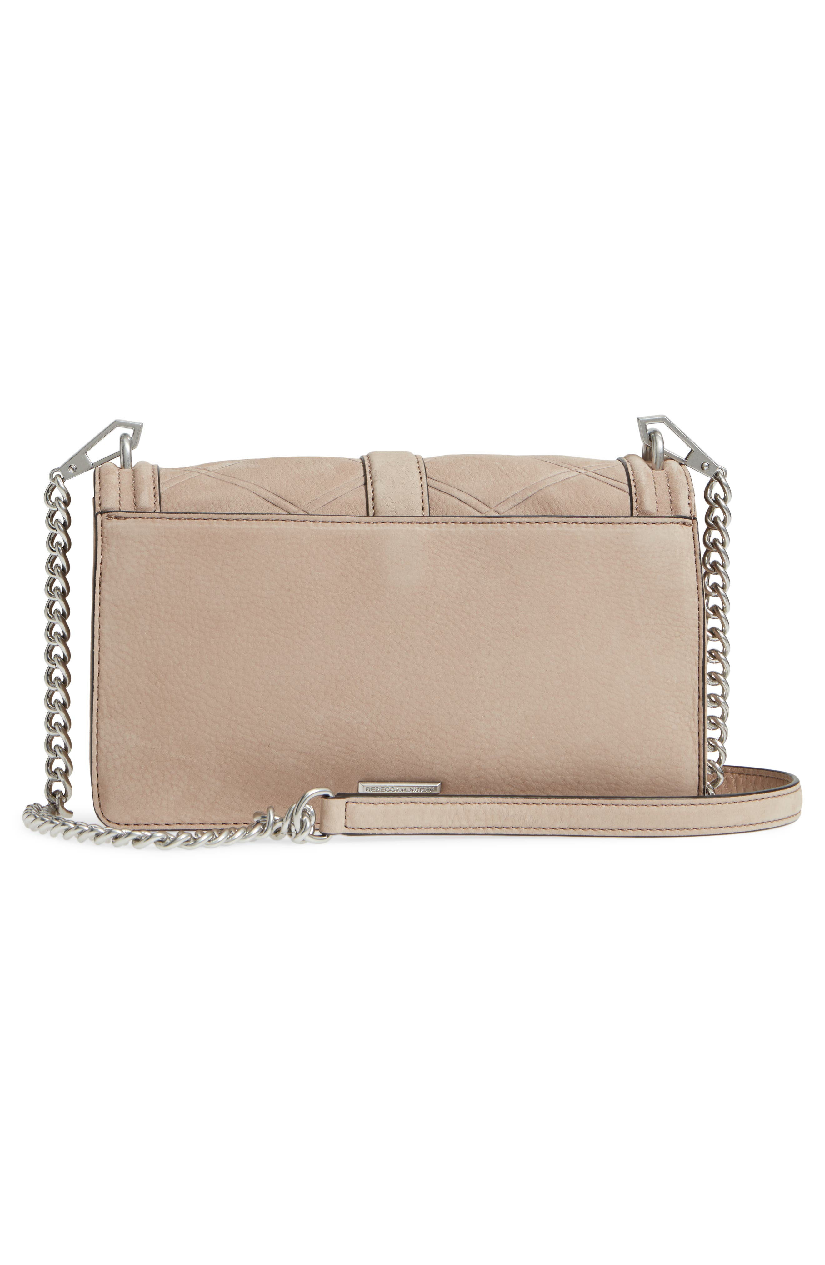 Love Tooled Leather Crossbody Bag,                             Alternate thumbnail 3, color,                             265