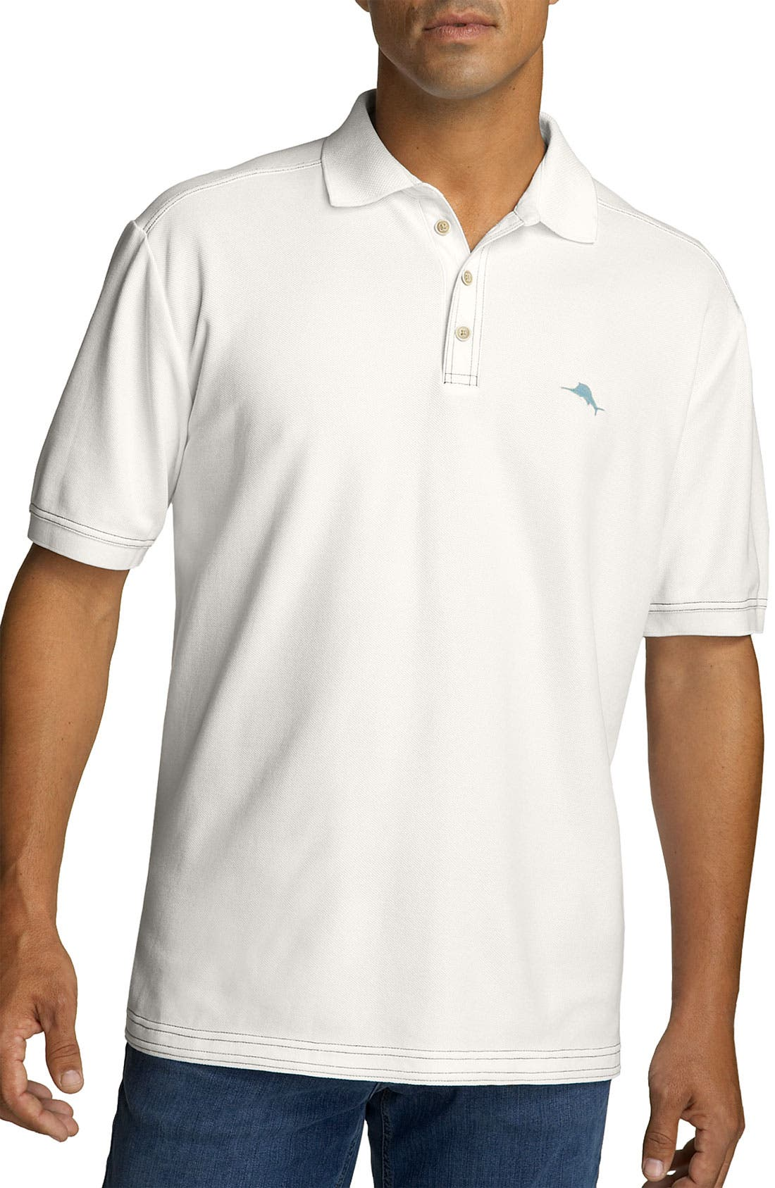 'The Emfielder' Original Fit Piqué Polo,                             Main thumbnail 25, color,