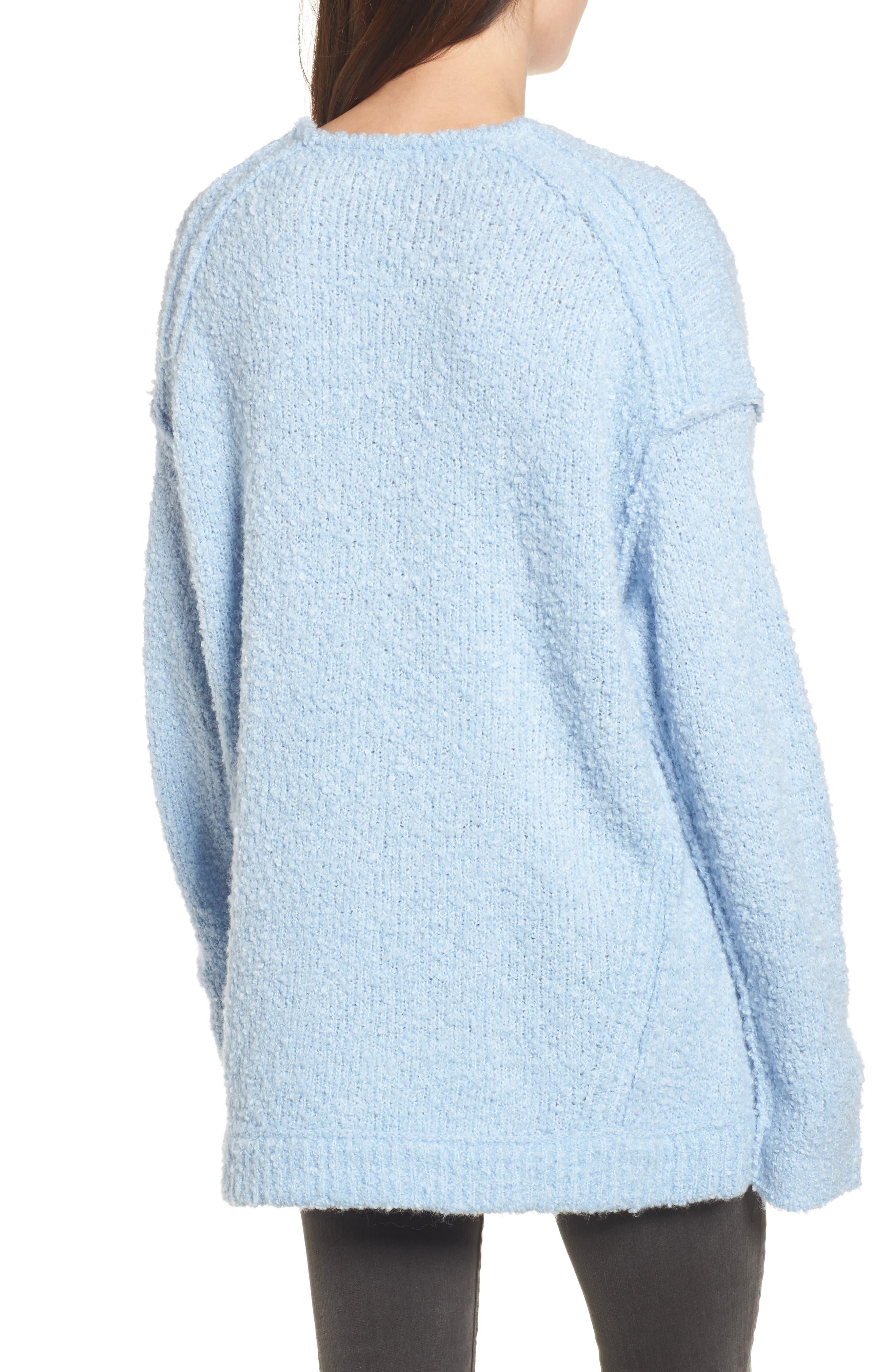 Lofty V-Neck Sweater,                             Alternate thumbnail 10, color,
