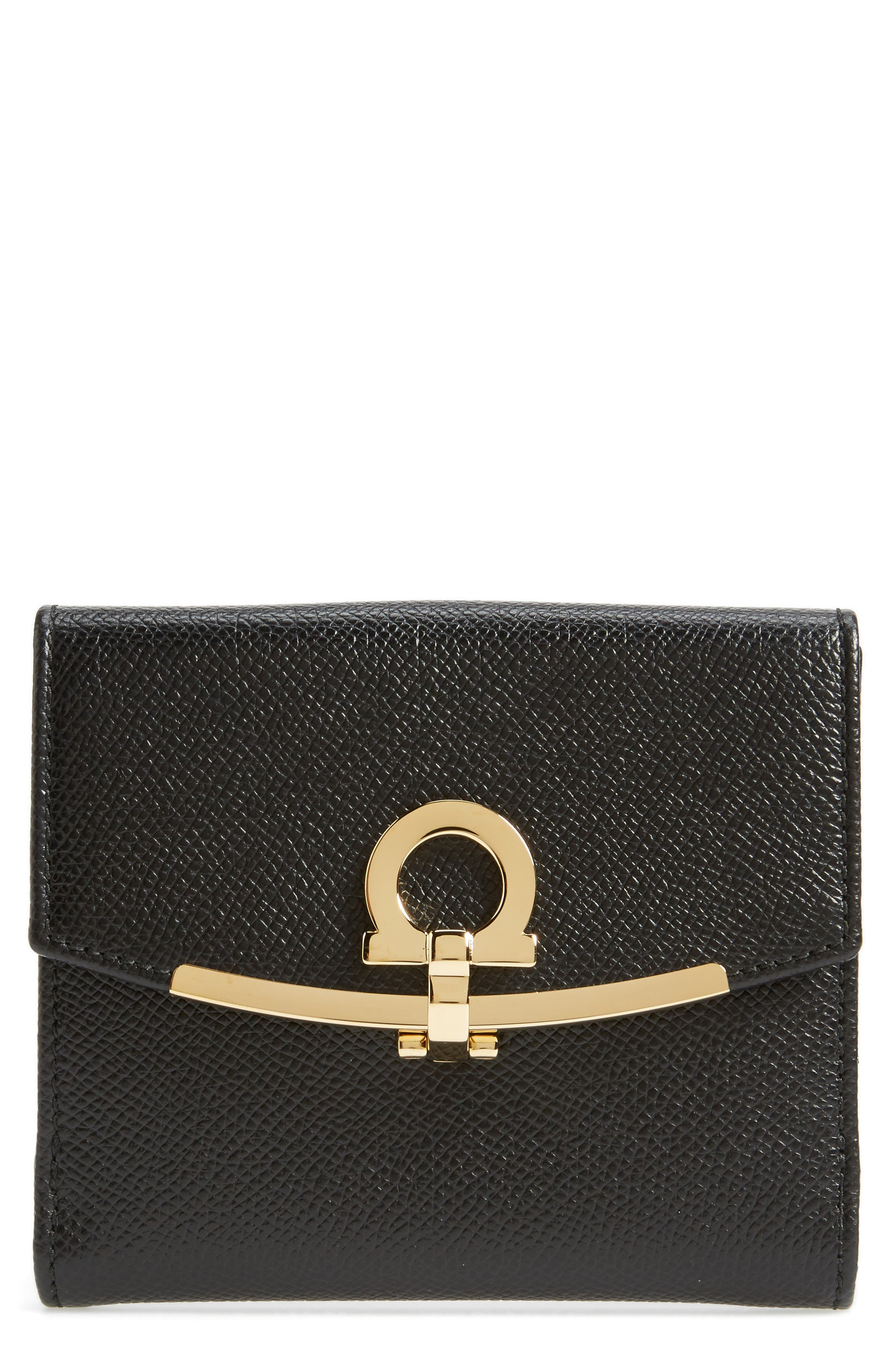 Icona Medium French Wallet,                         Main,                         color, 070