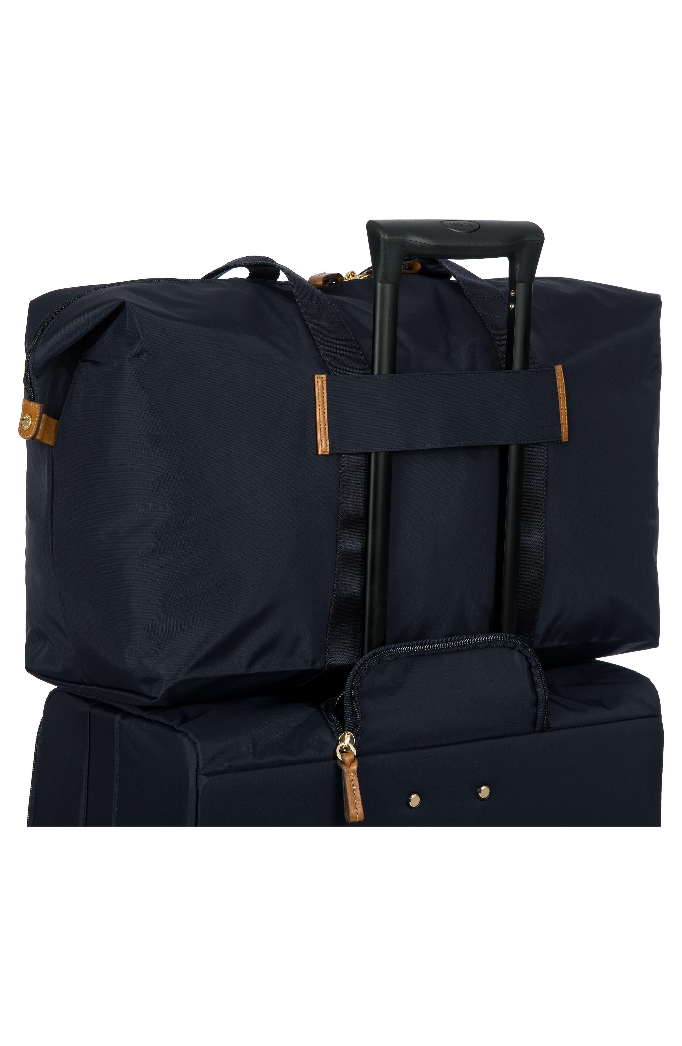 X-Bag 22-Inch Folding Duffel Bag,                             Alternate thumbnail 2, color,                             NAVY
