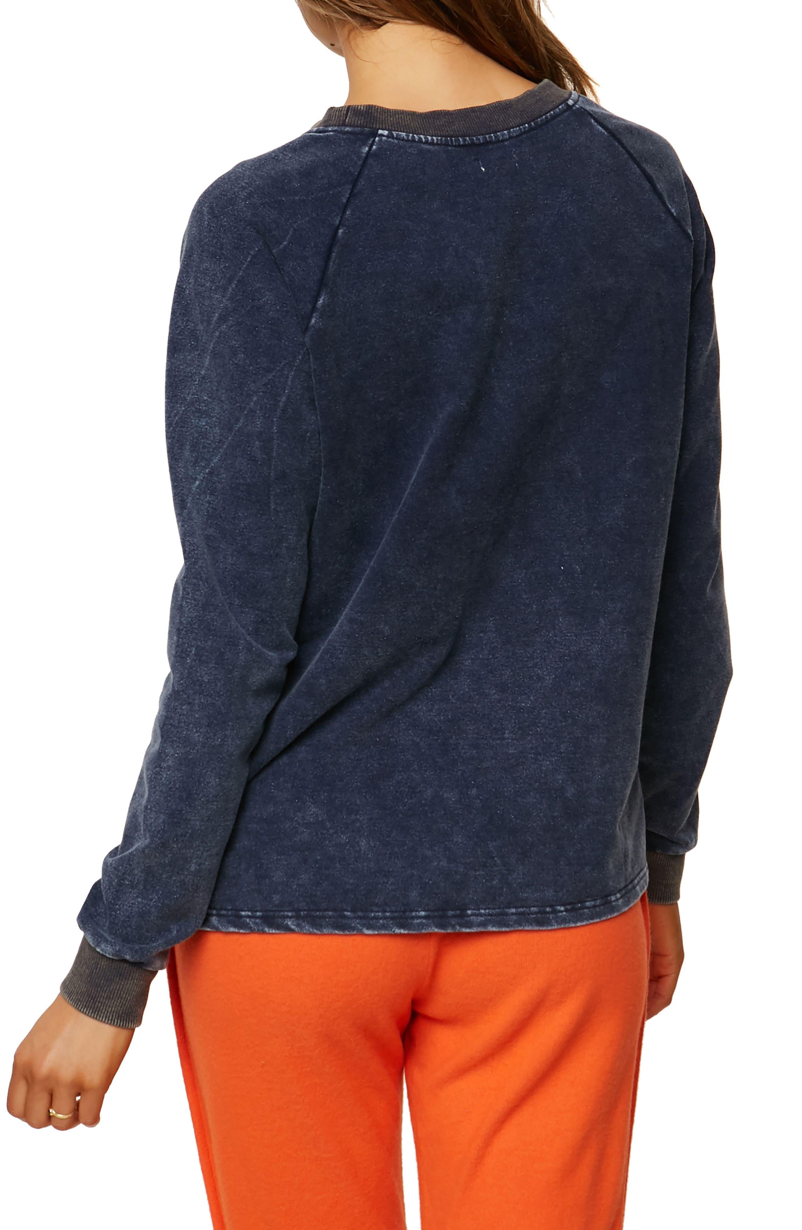 Tawny Fleece Sweatshirt,                             Alternate thumbnail 2, color,