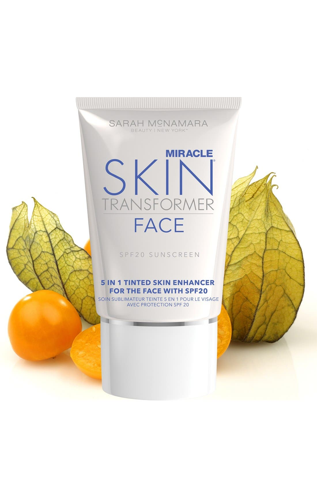 MIRACLE SKIN<SUP>™</SUP> TRANSFORMER,                             SPF 20 Face,                             Alternate thumbnail 2, color,                             100