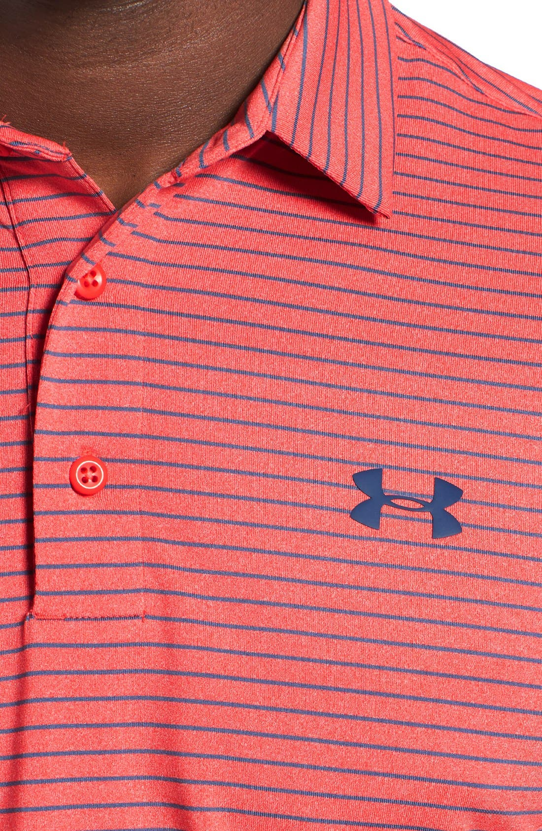 'Playoff' Loose Fit Short Sleeve Polo,                             Alternate thumbnail 108, color,