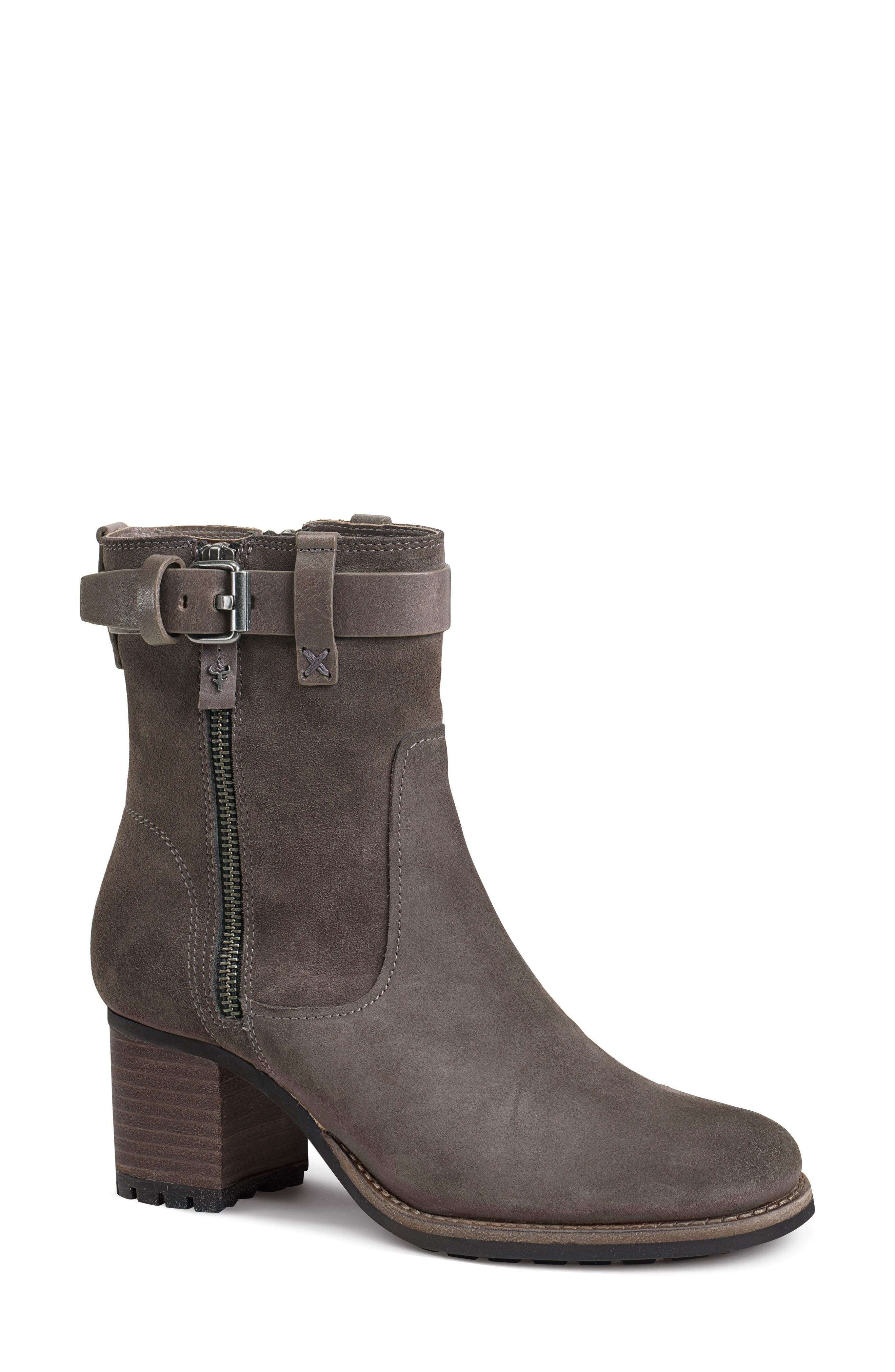 Trask Madison Waterproof Boot- Grey