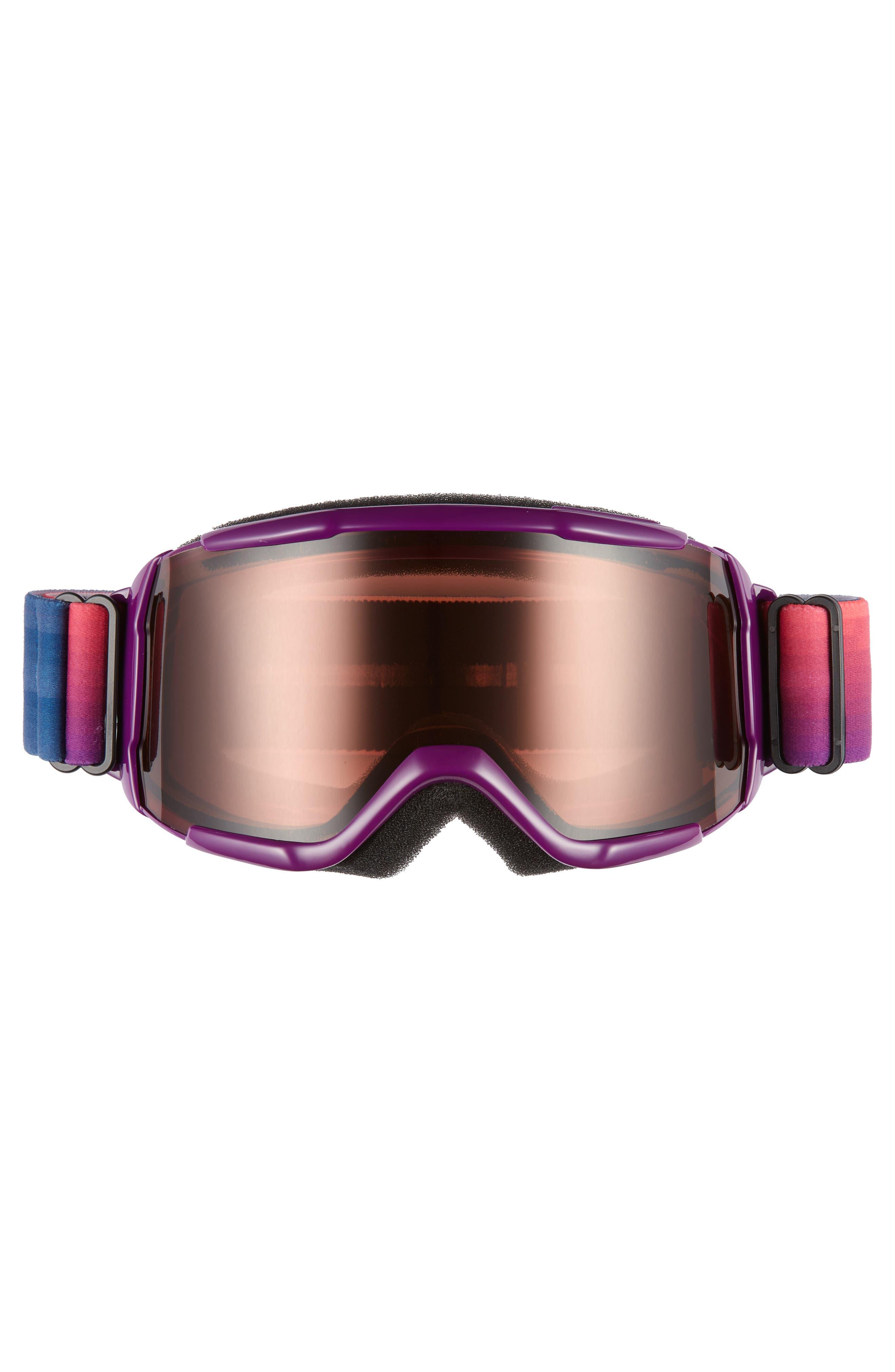 Daredevil 170mm Snow Goggles,                             Alternate thumbnail 3, color,                             MONARCH RESET
