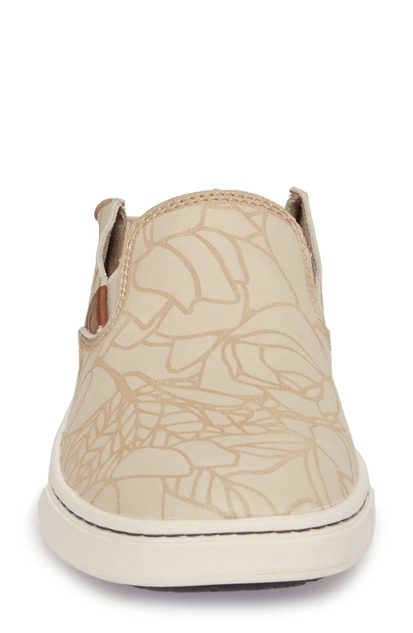 Pehuea Lau Slip-On Sneaker,                             Alternate thumbnail 5, color,                             TAPA/ TAPA FABRIC