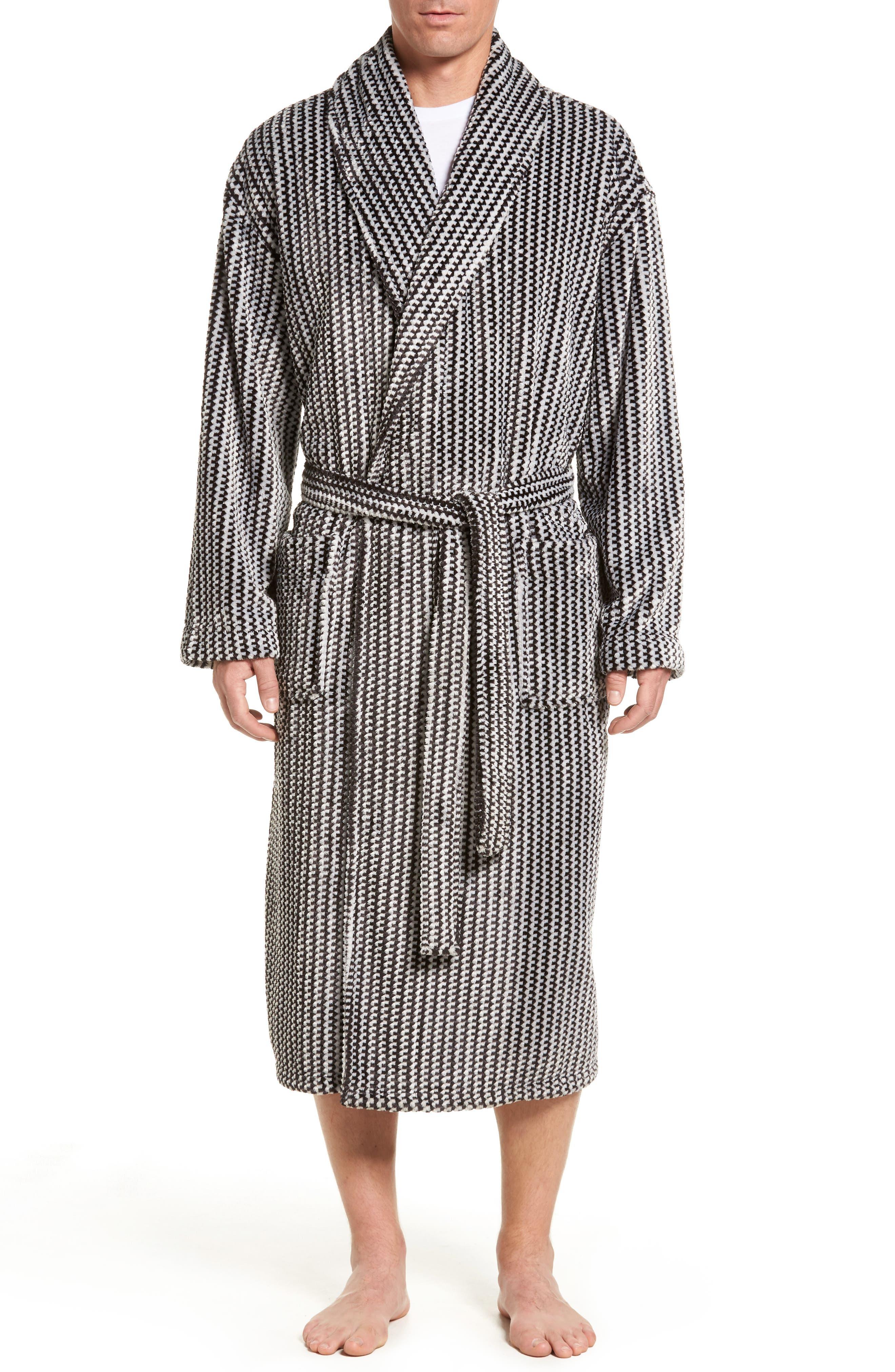 Metro Marled Robe,                         Main,                         color, 010