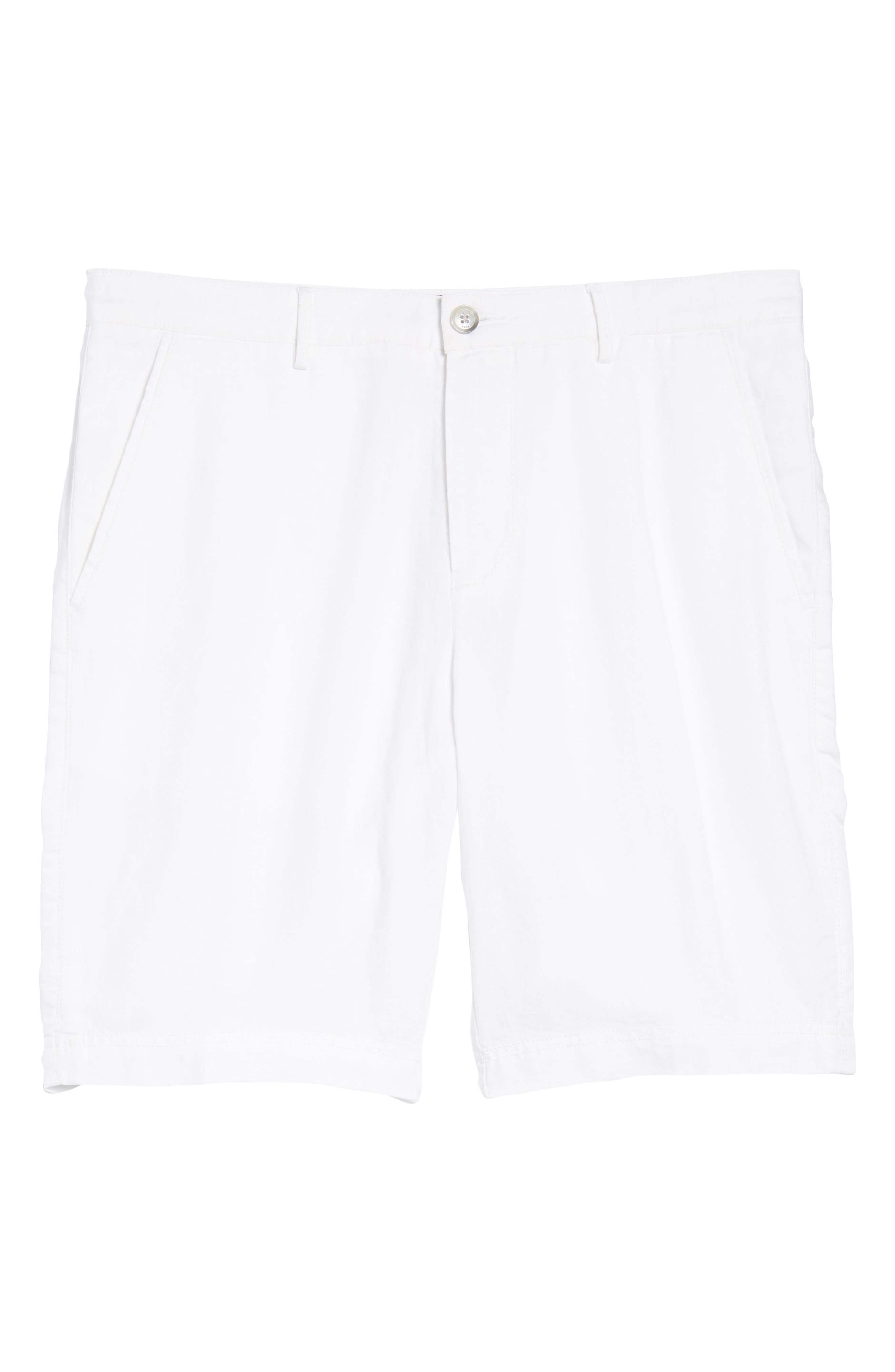 Crigan Linen Shorts,                             Alternate thumbnail 28, color,