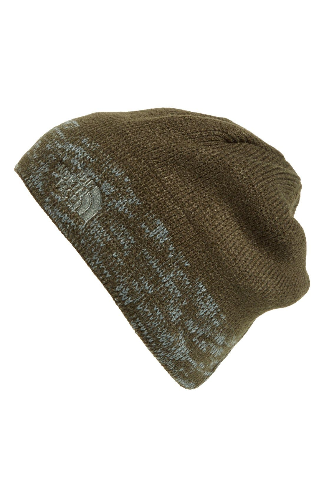 'Bones' Microfleece Beanie,                             Main thumbnail 7, color,