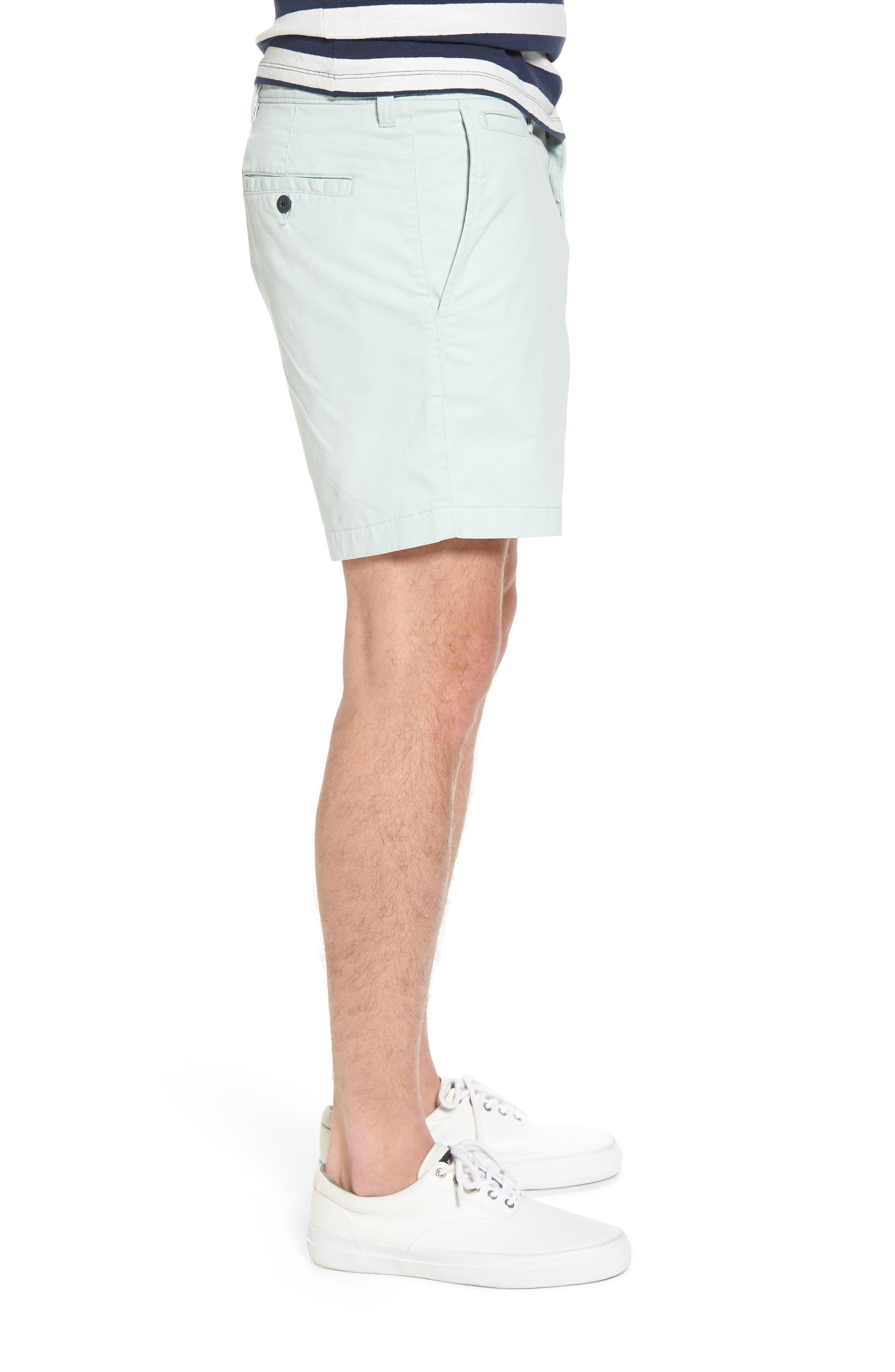 Ballard Slim Fit Stretch Chino 7-Inch Shorts,                             Alternate thumbnail 32, color,