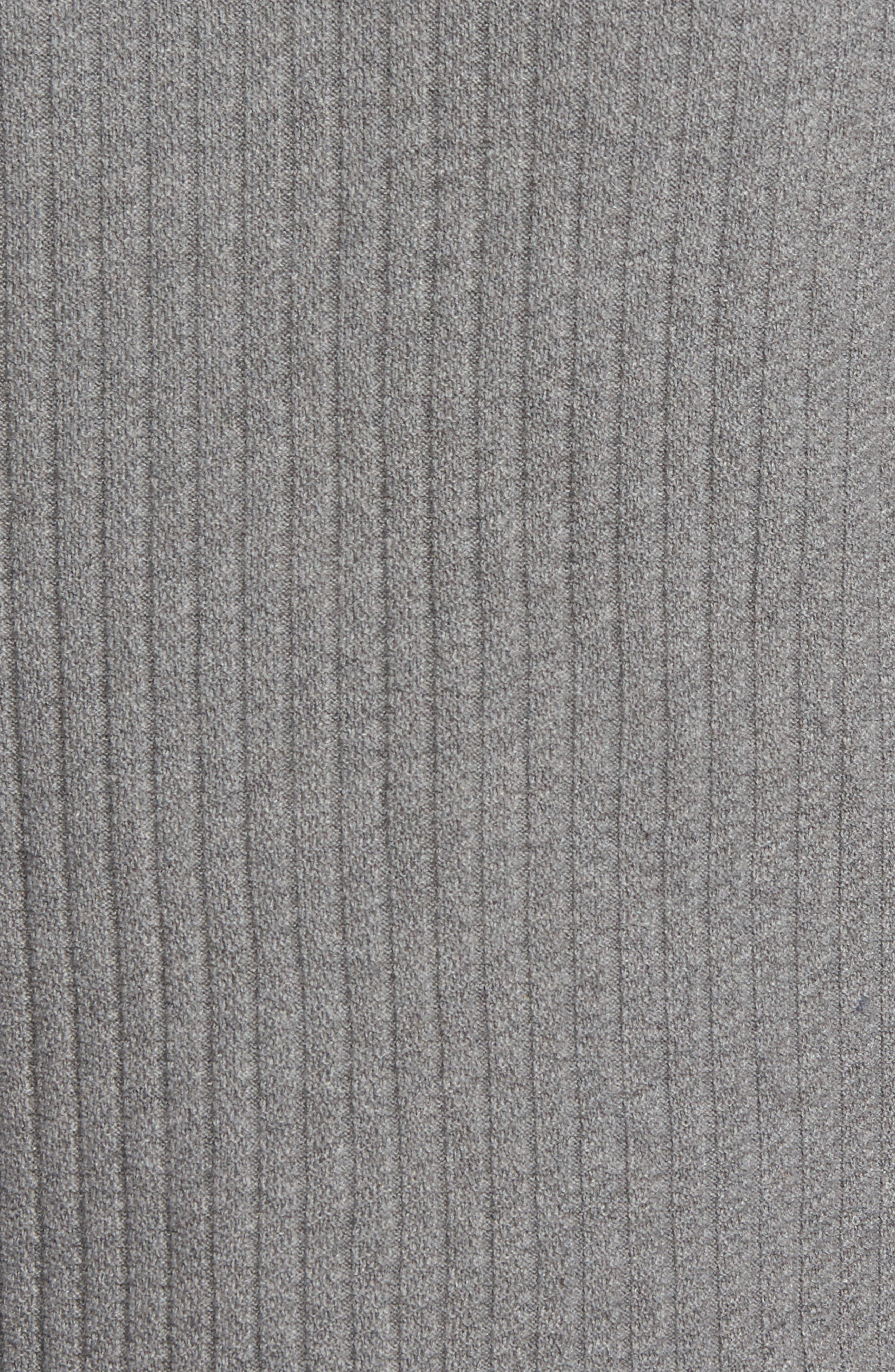 Bryant Rib-Knit V-Neck Sweater,                             Alternate thumbnail 5, color,                             039