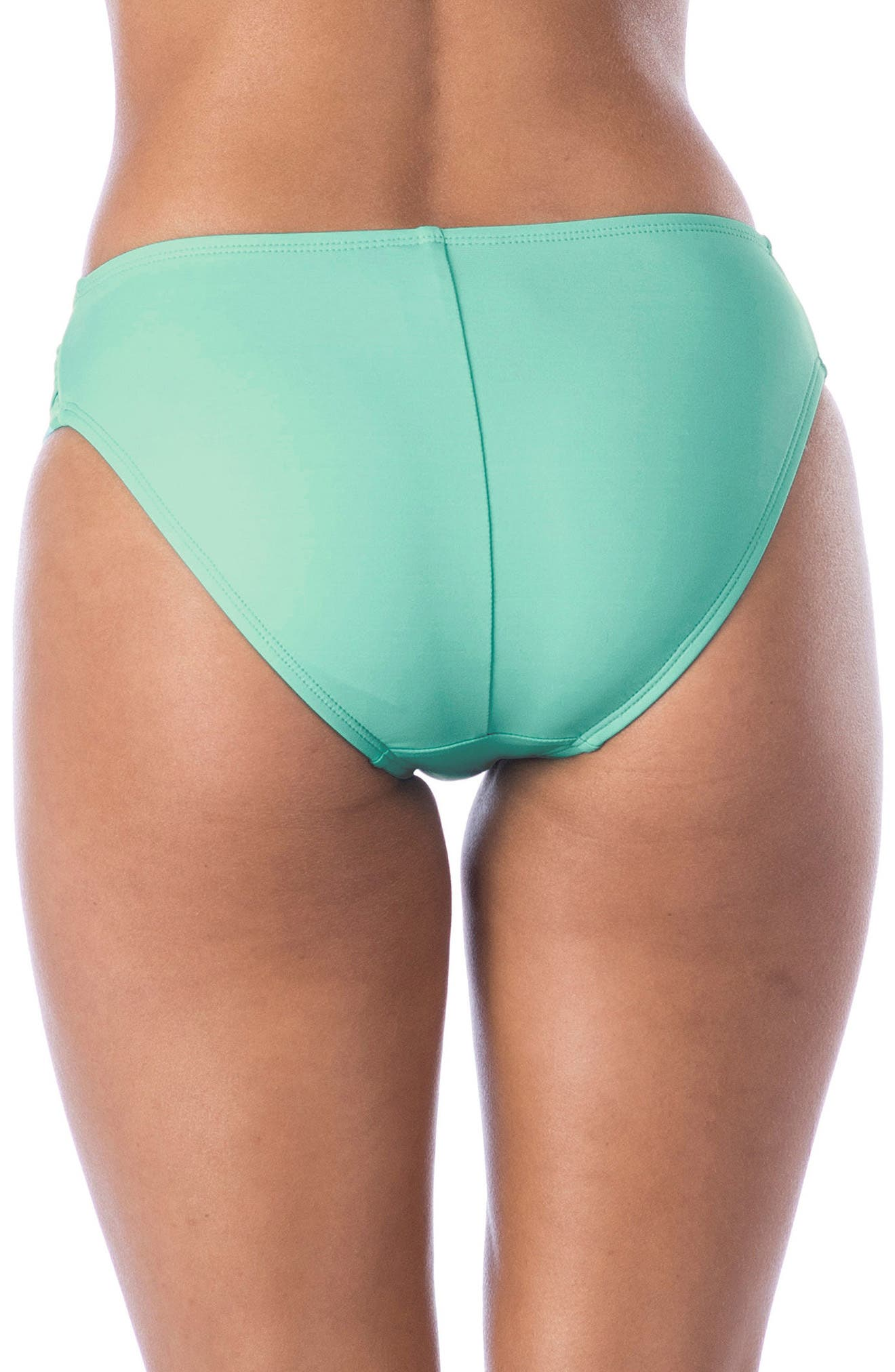 Island Goddess Hipster Bikini Bottoms,                             Alternate thumbnail 22, color,