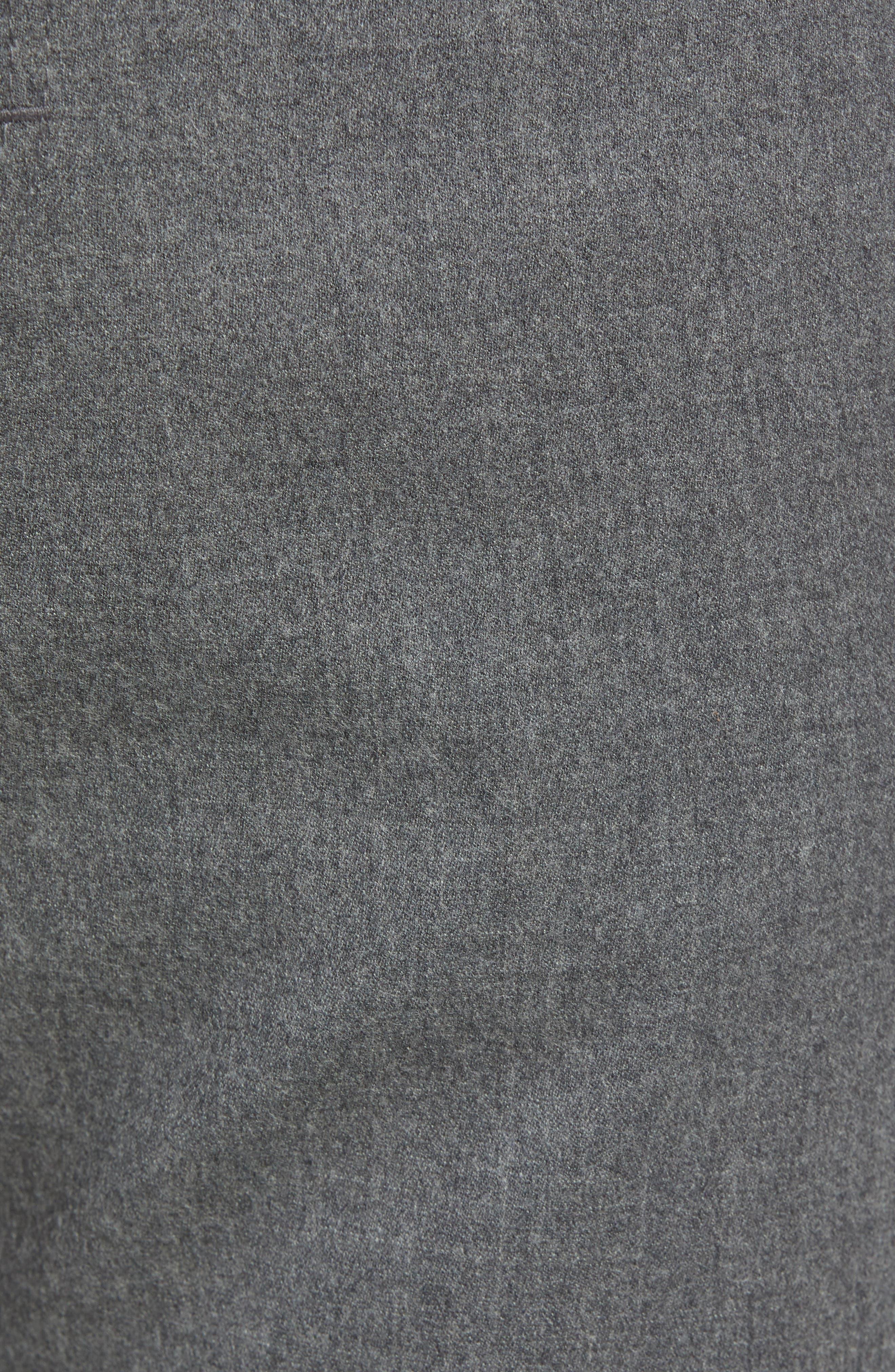 Enrico Five-Pocket Stretch Wool Trousers,                             Alternate thumbnail 5, color,                             GRAPHITE